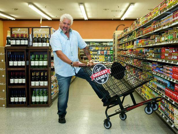 Guy Fieri's Grocery Games