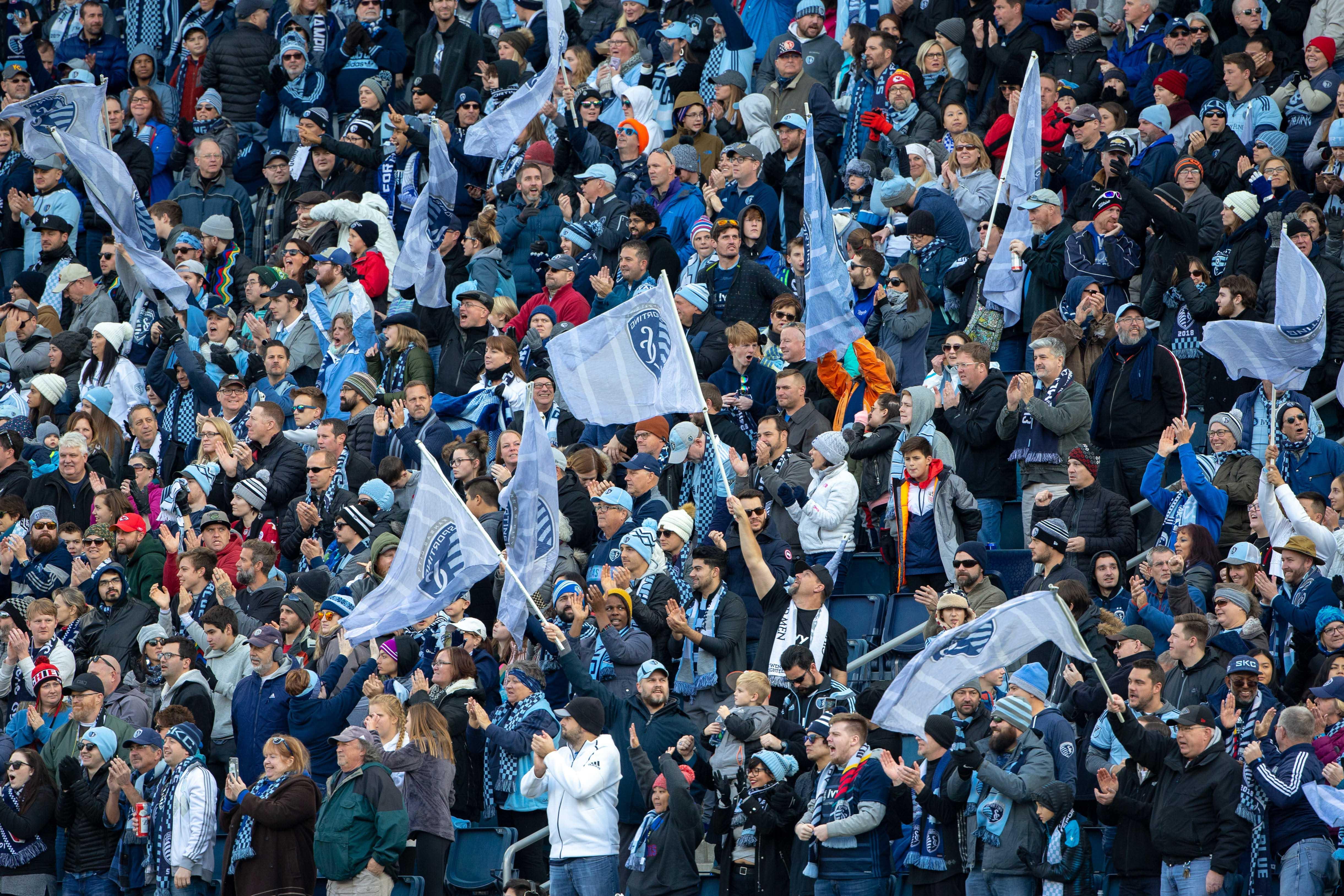 MLS: Western Conference Semifinal-Real Salt Lake at Sporting KC