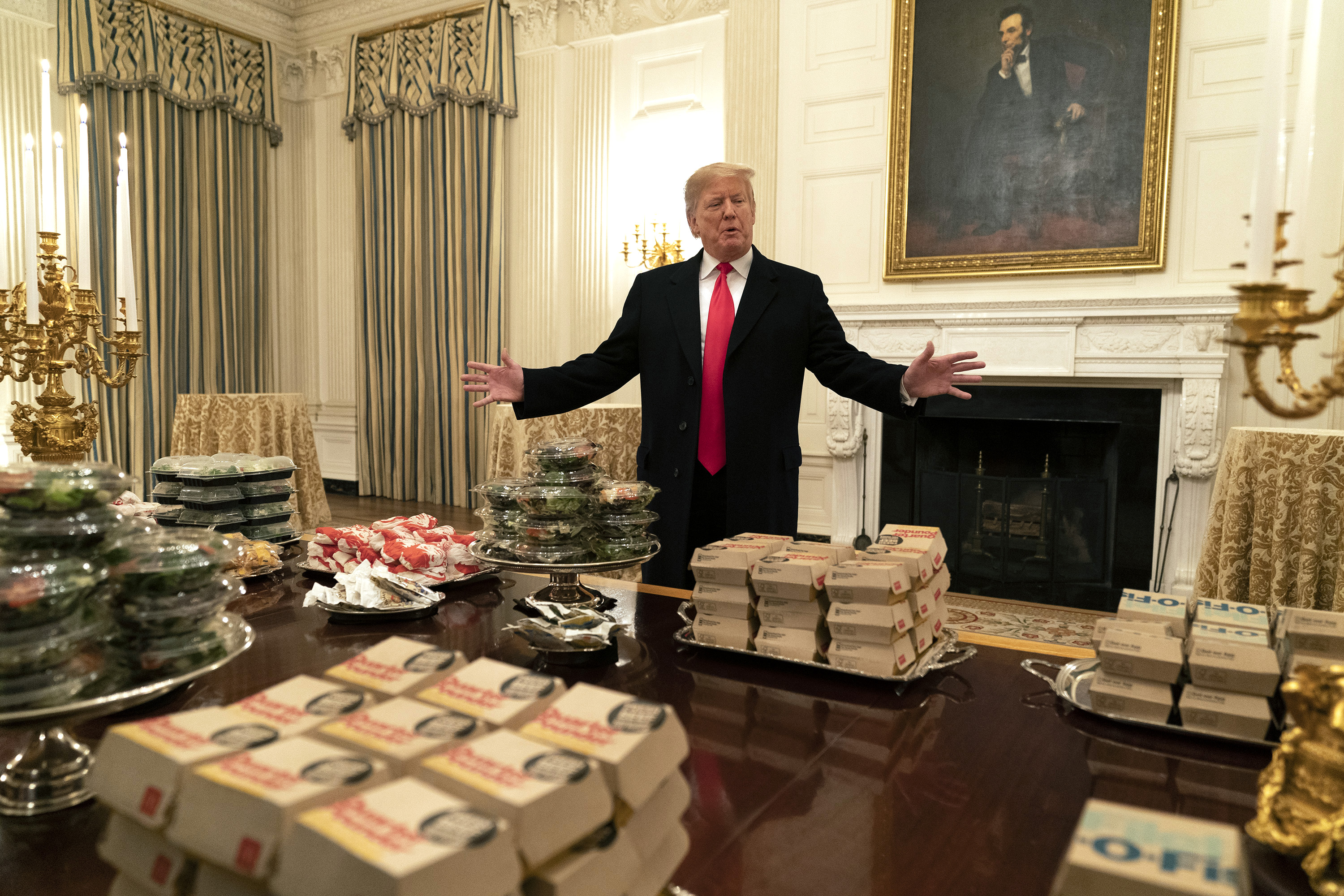 "Trump's tweet about ""hamberders"" illustrates just how effortlessly he lies"