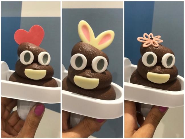 Poop Emoji Soft-Serve Is All the Rage in Tokyo