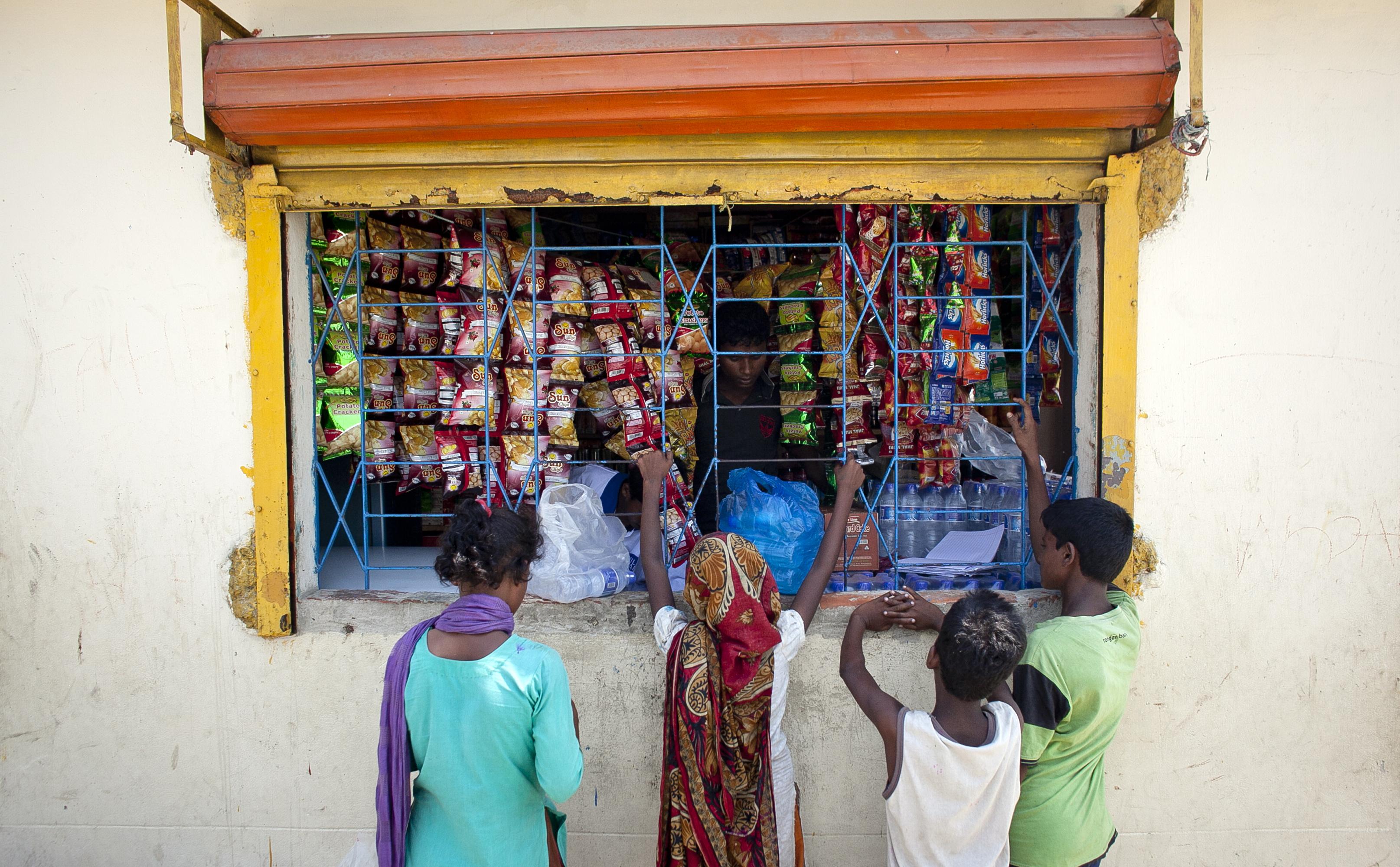 Bangladeshi Beach Vendors Compete In Coxs Bazar Surf Competition