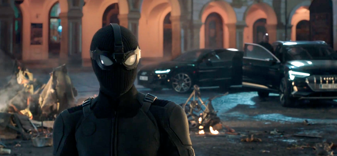The comic inspiration for Spider-Man's new Far From Home stealth costume