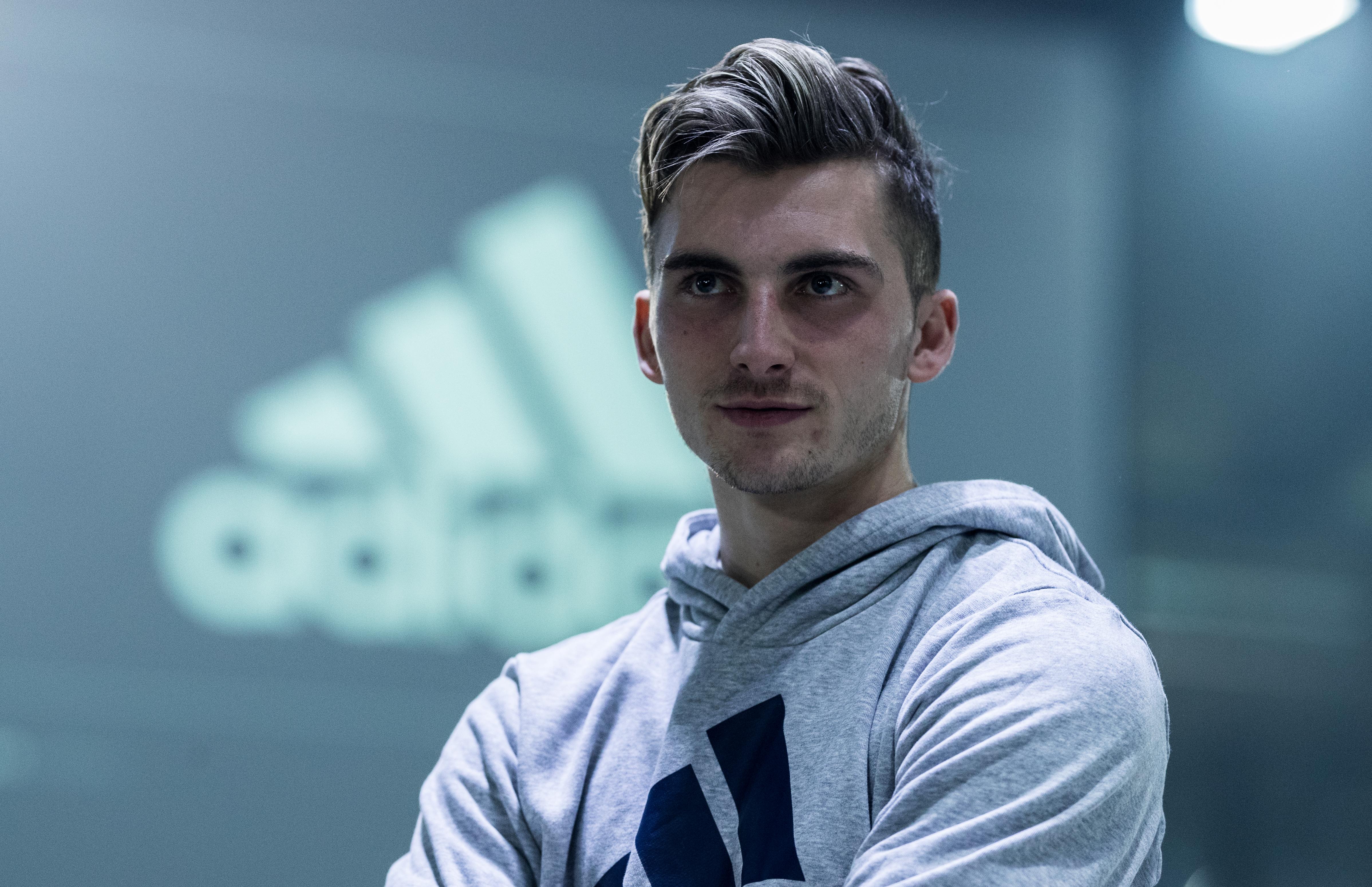 Adidas Unveils Newly Signed Maximilian Philipp