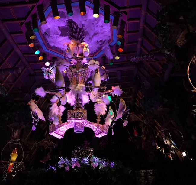 Walt Disney Used Nuclear Weapons Technology to Bring the Tiki Room to Life