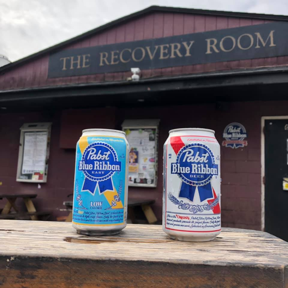 Recovery Room Continues to Sell More PBR Cans Than Any Other Bar on Earth