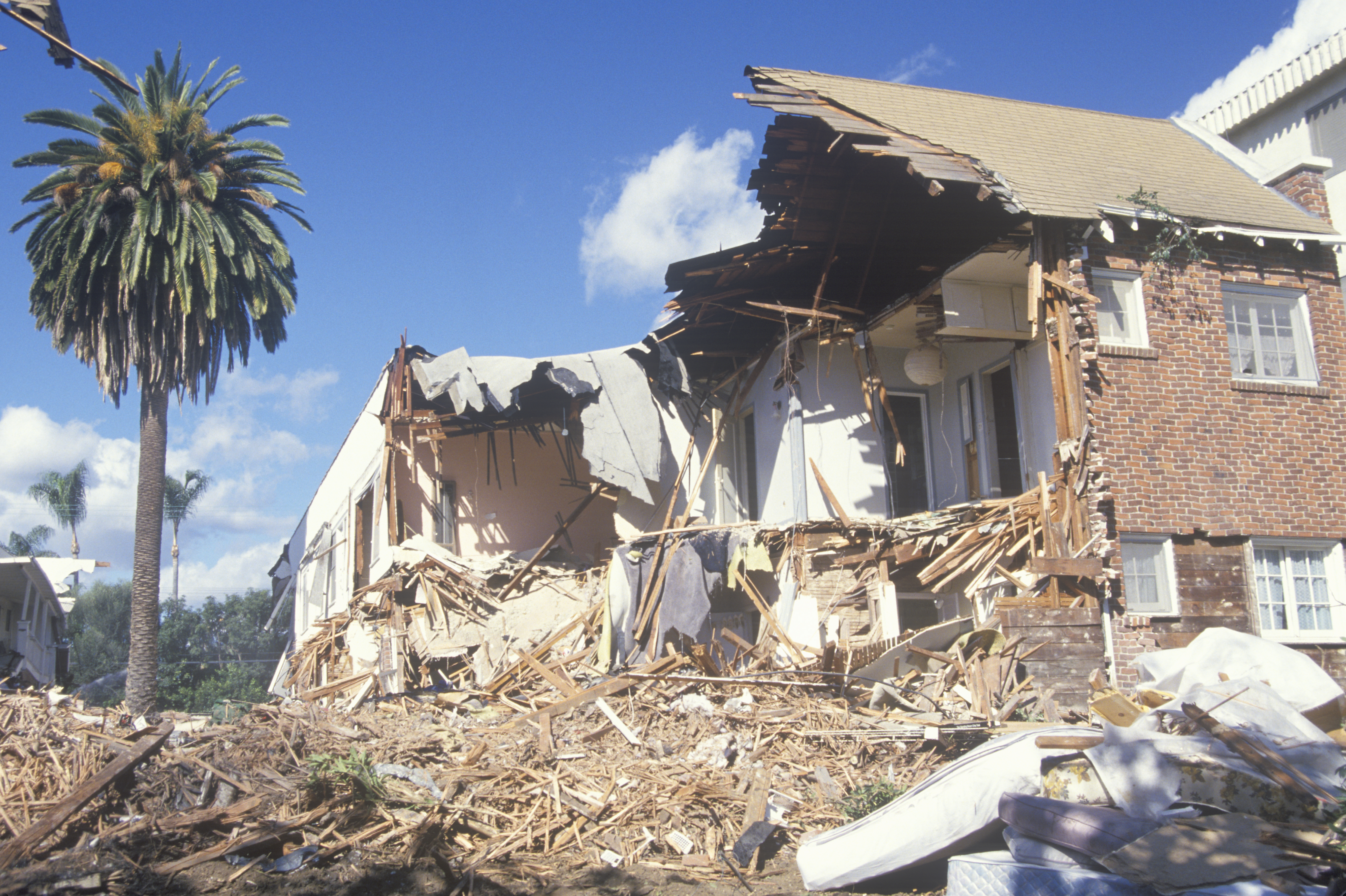 LA's next big earthquake could displace 270,000 people