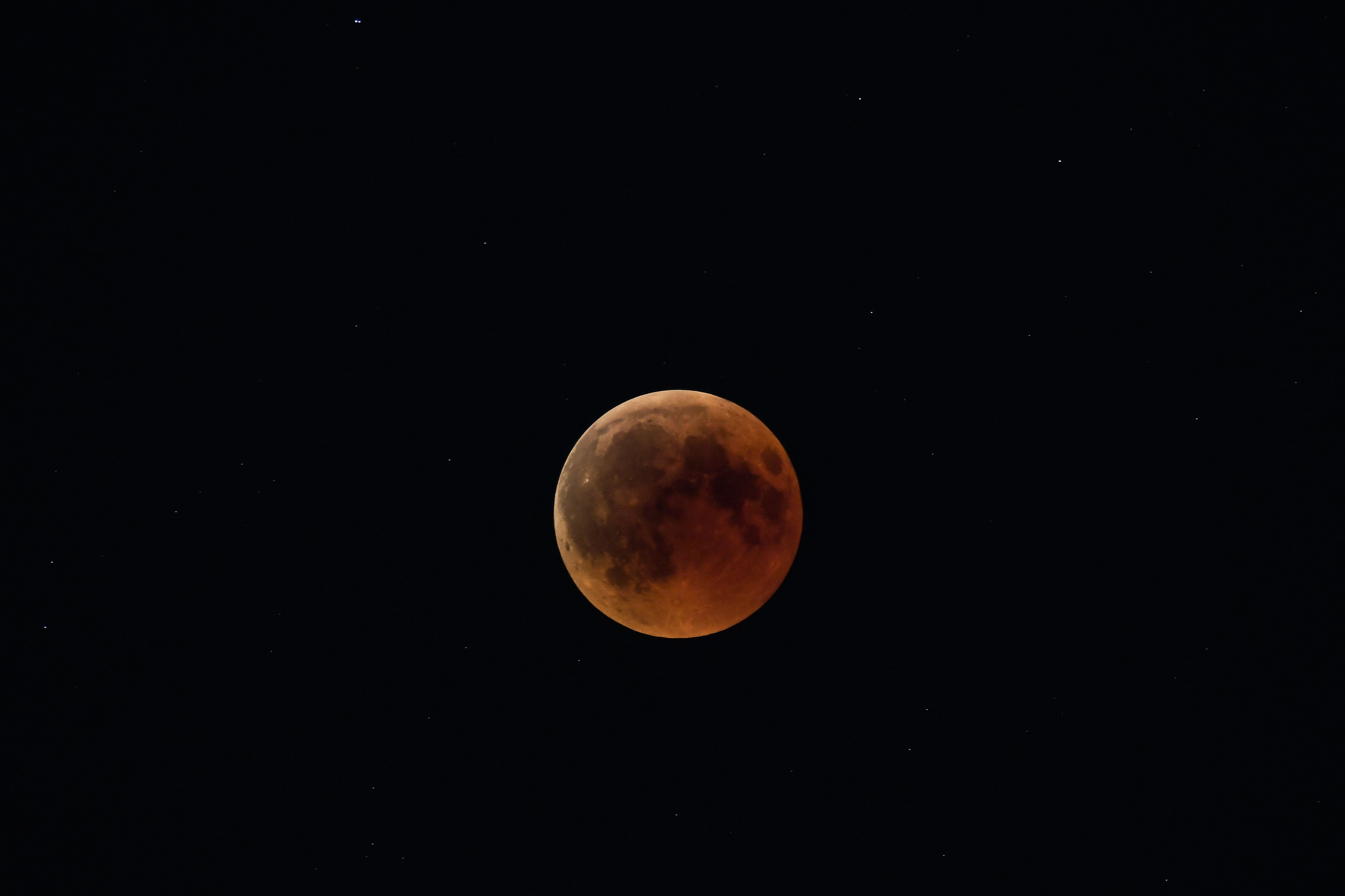 "Lunar eclipse 2019: how to watch this ""supermoon"" turn blood-red  - Vox"