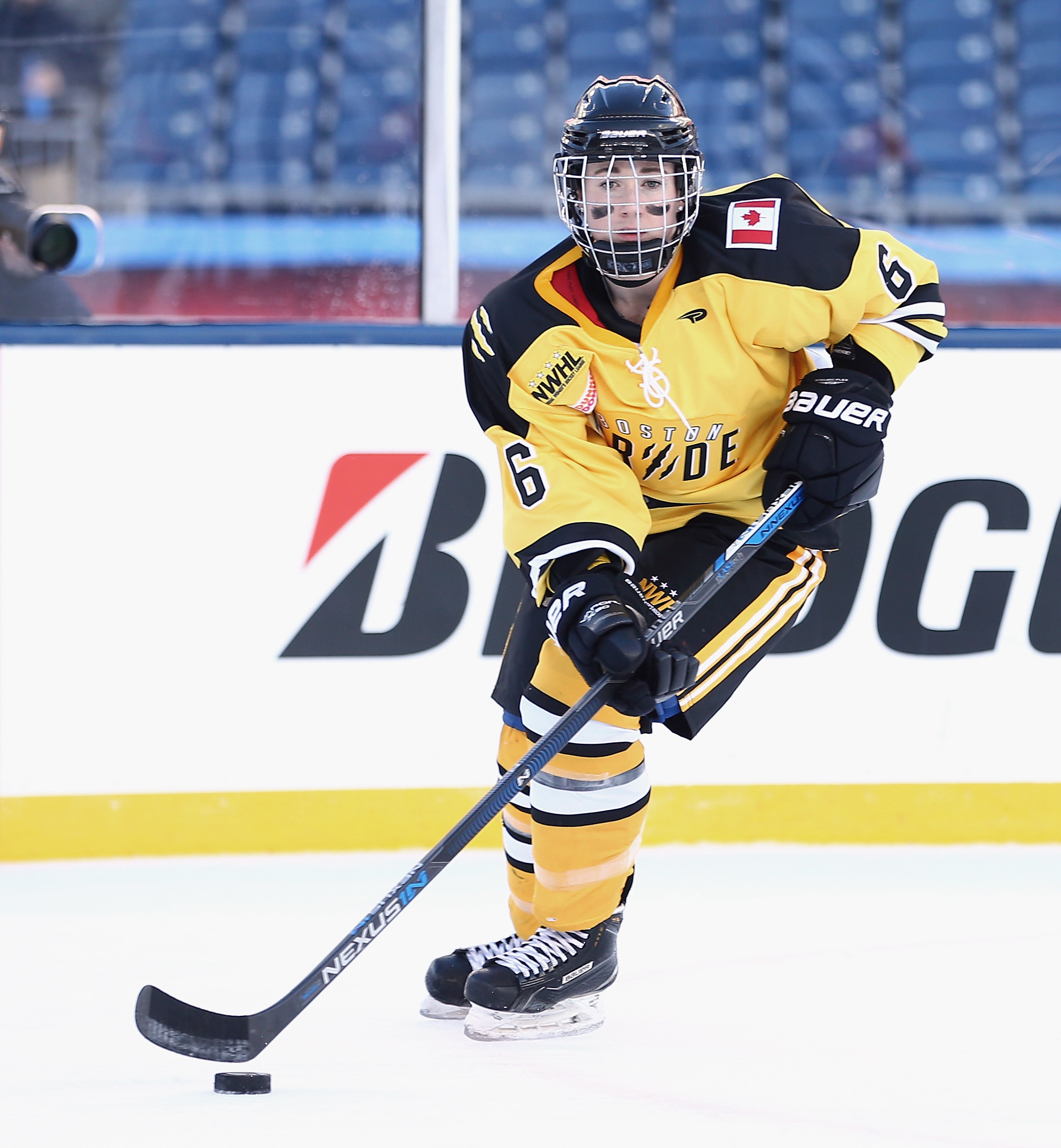 Women s Hockey Wednesday  Bruins and Pride form fourth NHL-NWHL partnership 0db1b981378