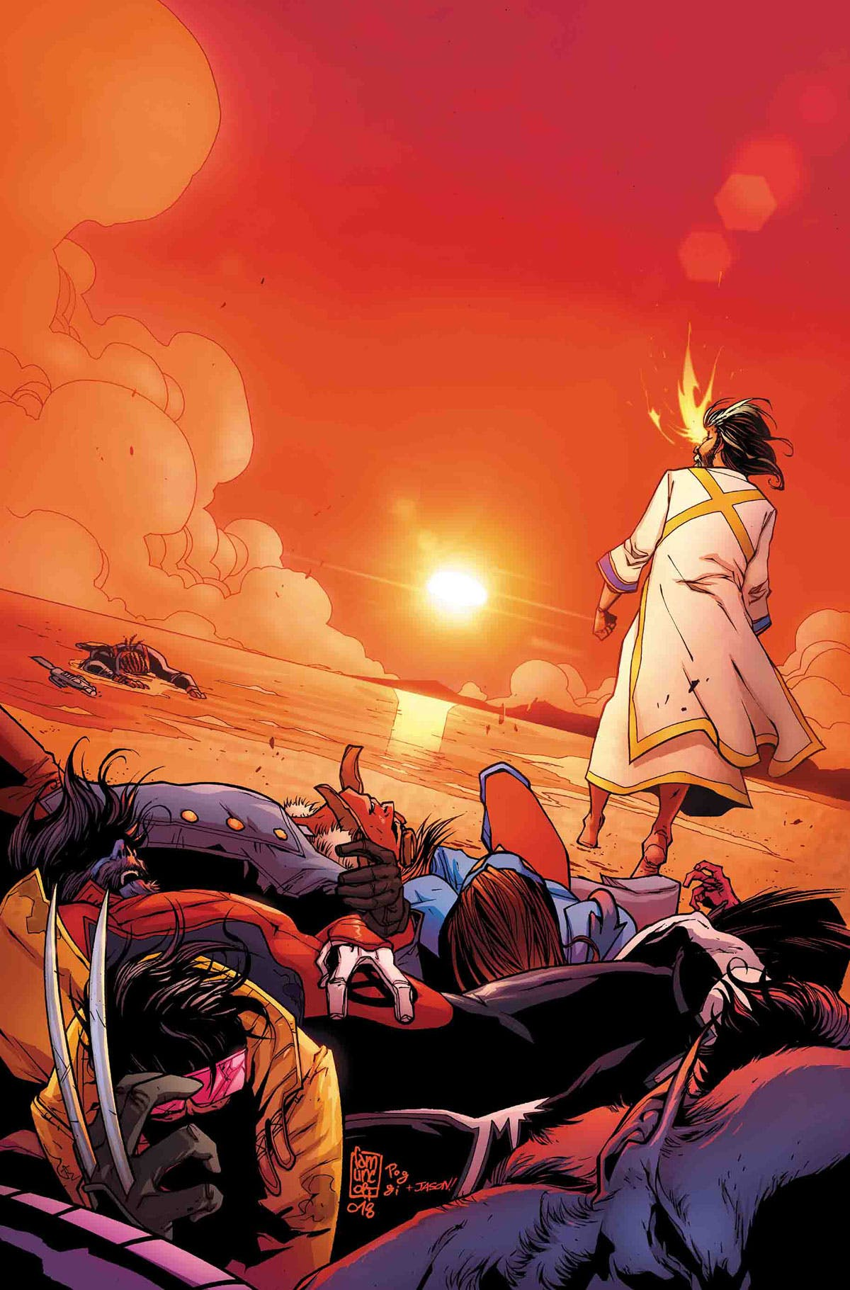 Flipboard: Marvel's X-Men Disassembled event just made good on its name