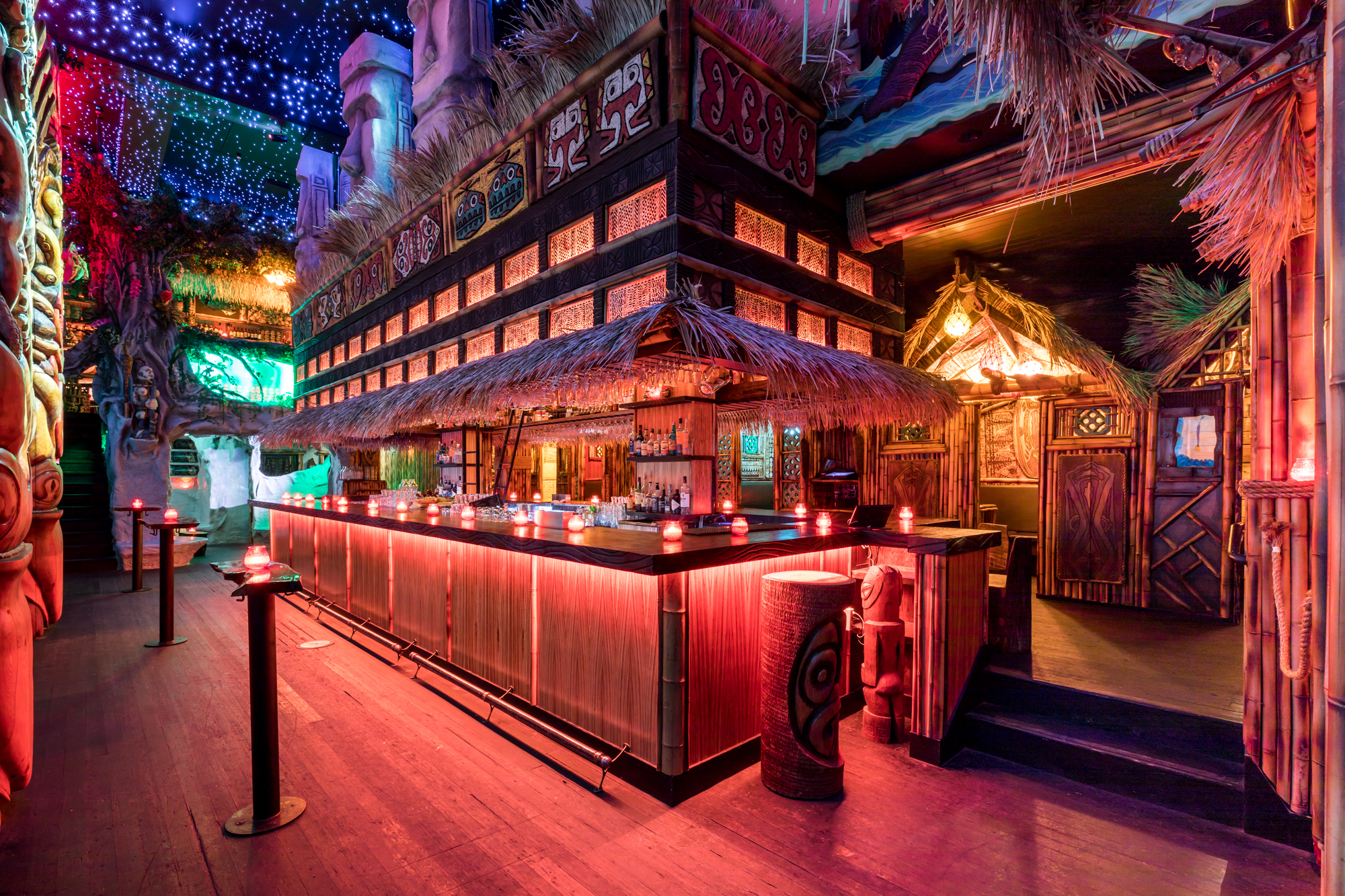 Enter Zombie Village, a New Tiki Temple Steeped in Bay Area Bar History
