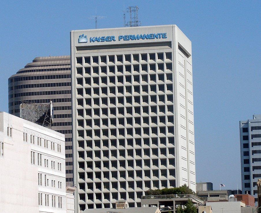 A Kaiser Permanente building in Oakland.