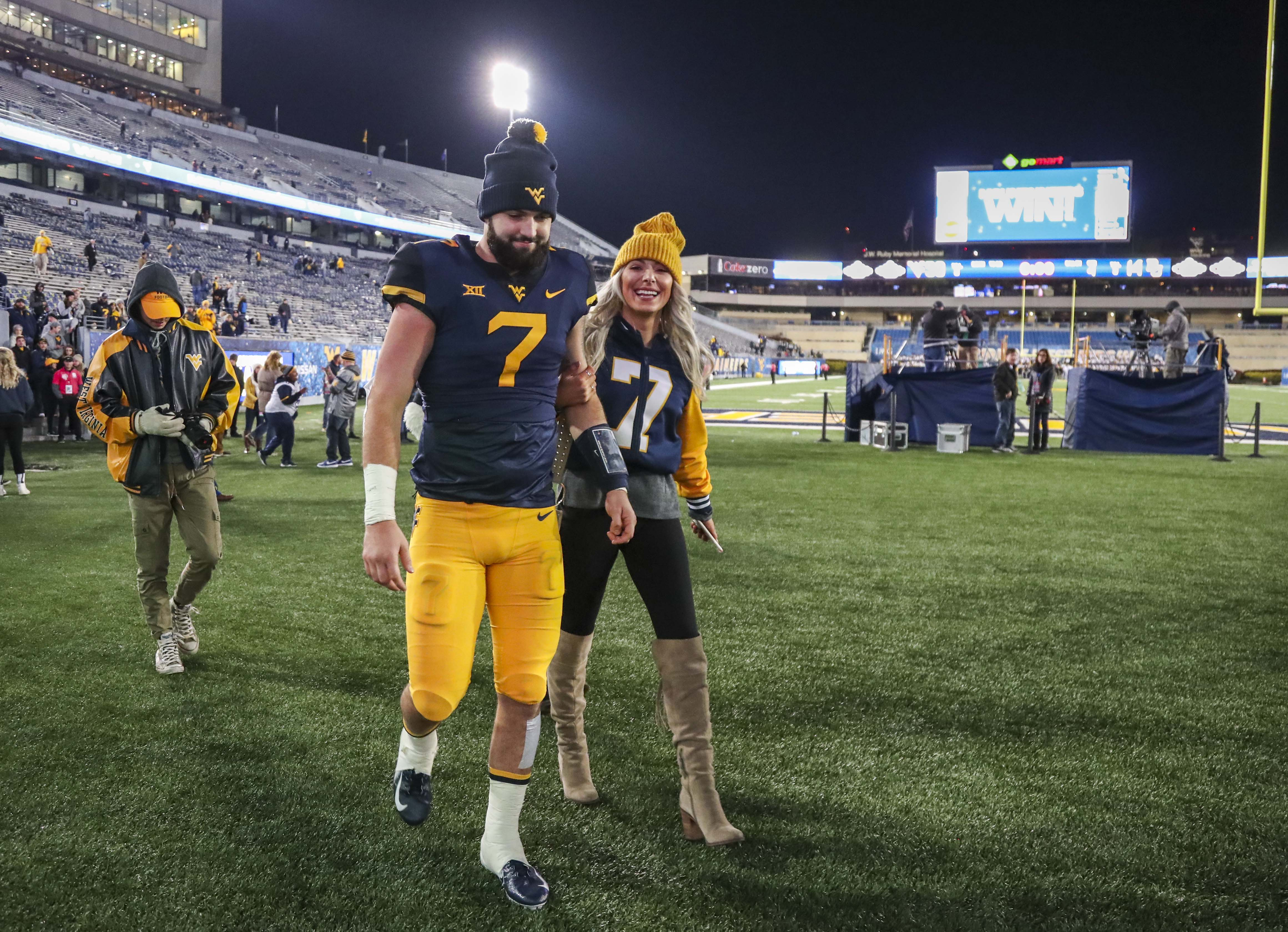 low priced 9cf67 658cf NCAA Bestows 2018 Senior CLASS Award on West Virginia's Will ...