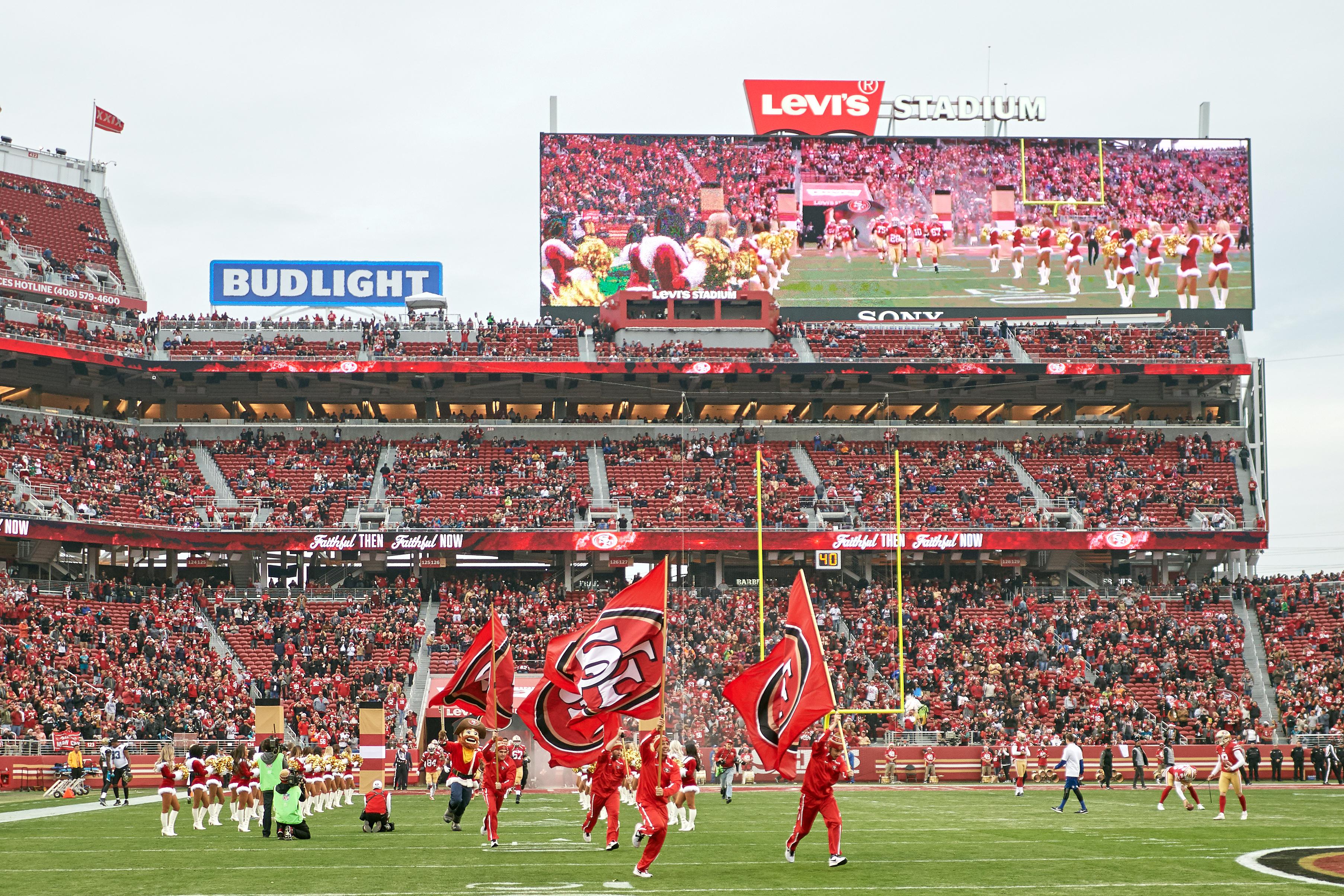 NFL: DEC 24 Jaguars at 49ers