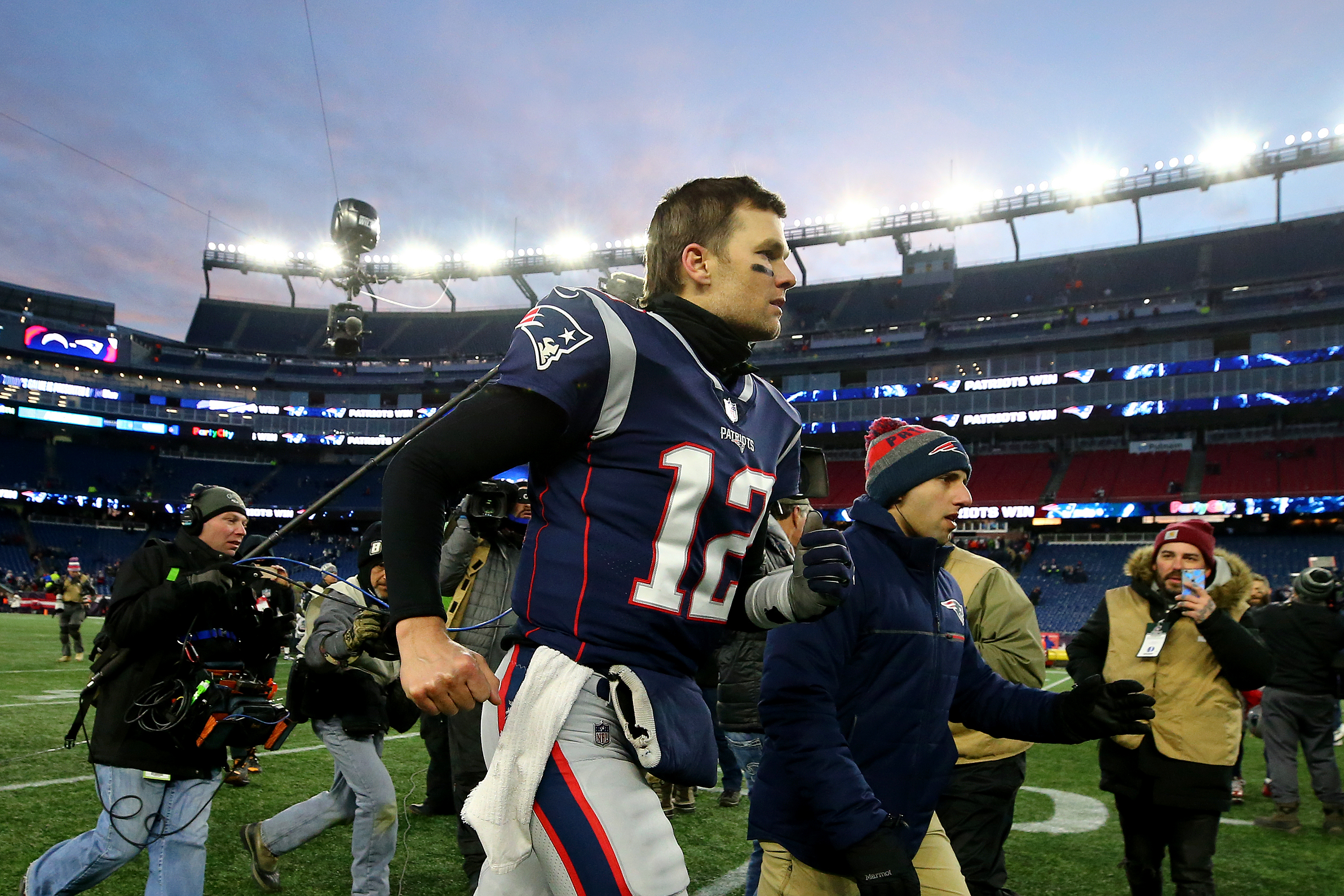 NFL fans overwhelmingly don't want the Patriots to go to the Super Bowl again