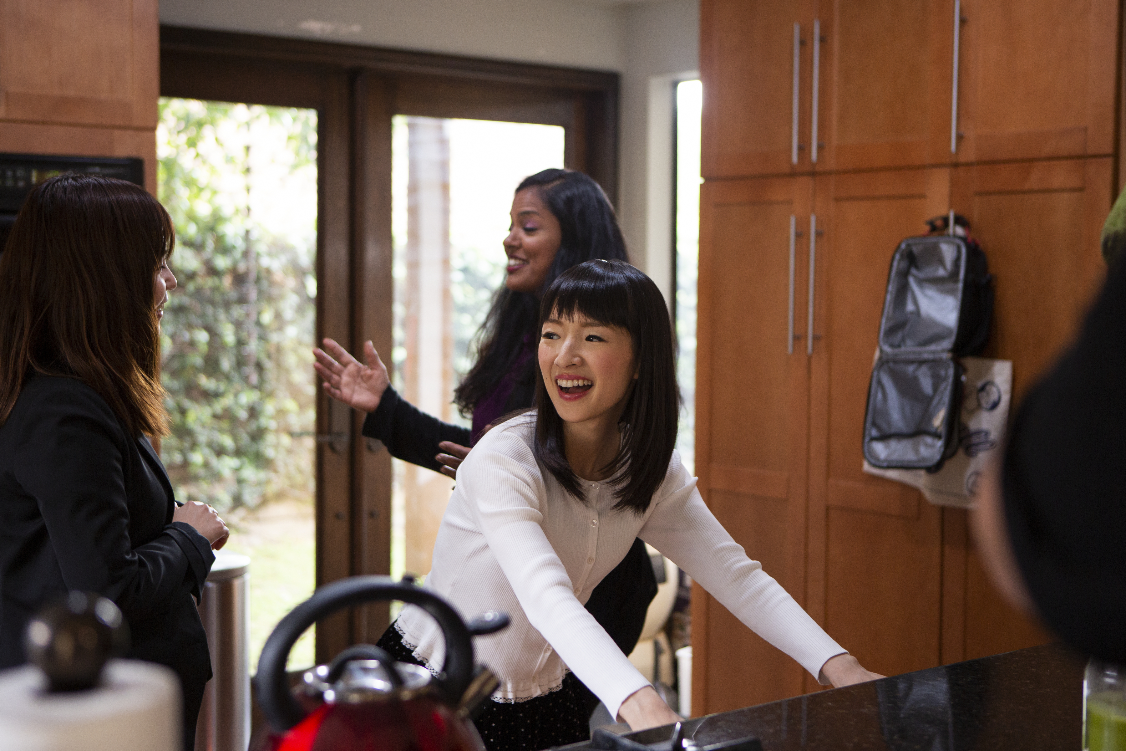 Book lovers, relax: Marie Kondo is not coming for your books