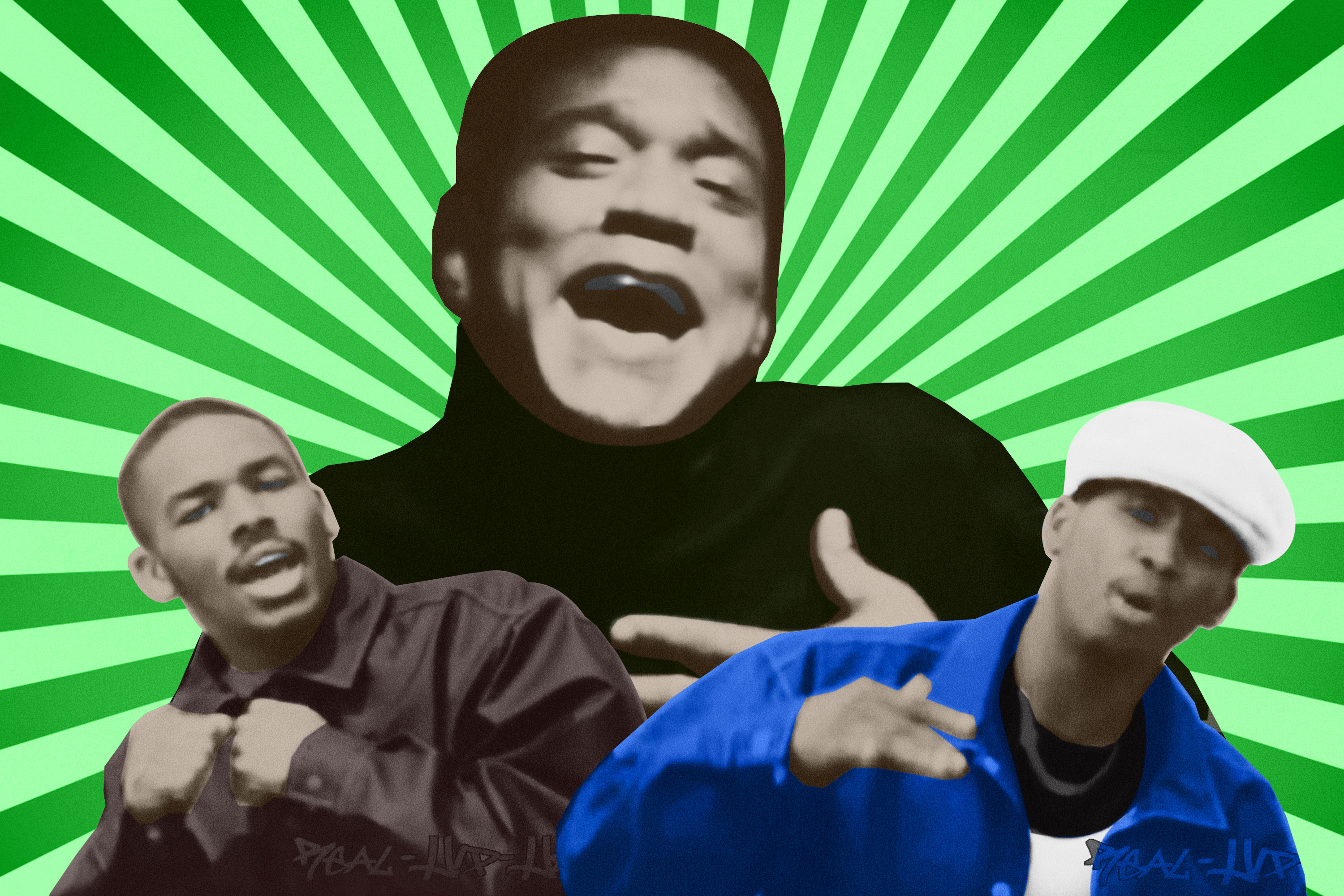 """The Untold Story of the Man Who Sang """"I Got 5 on It"""" - The Ringer"""