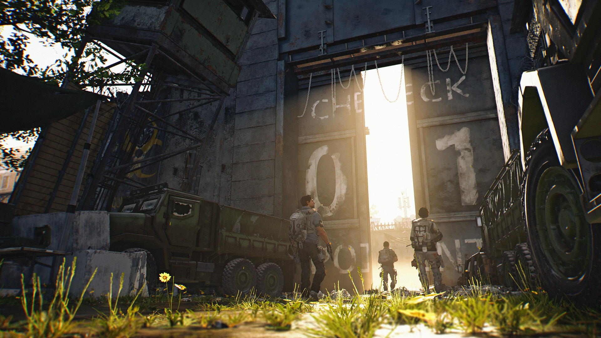 Hands-on in The Division 2's three Dark Zones