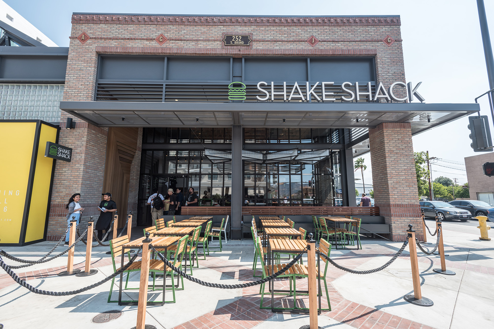 Shake Shack Is Giving Away Free Burgers For the Next Four Days