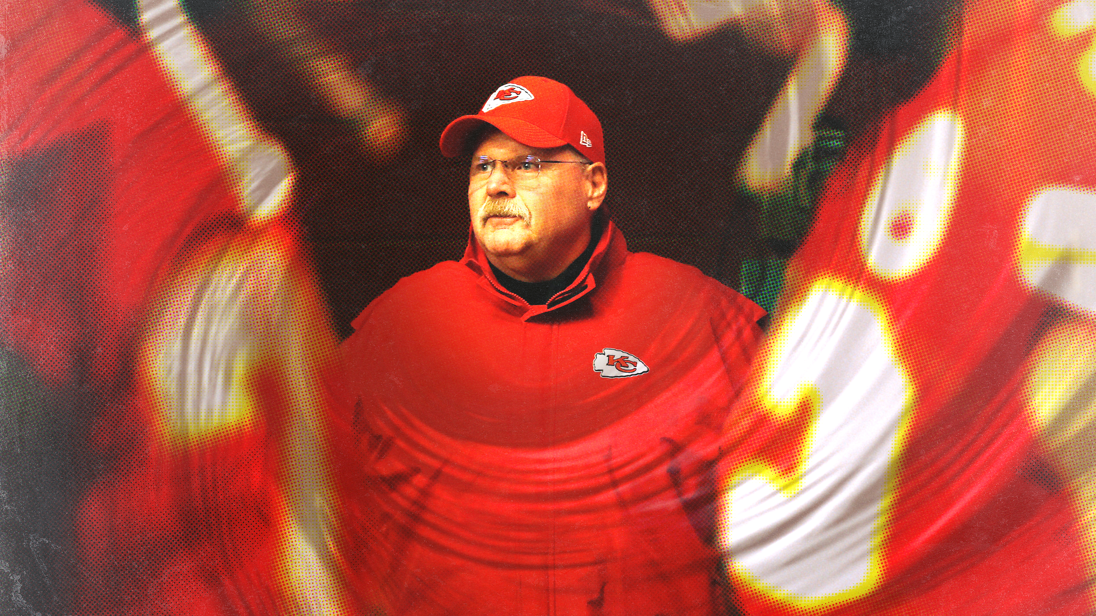 8247c750f54 The Endless Evolution of Andy Reid and the Chiefs Team He's Spent His  Career Building