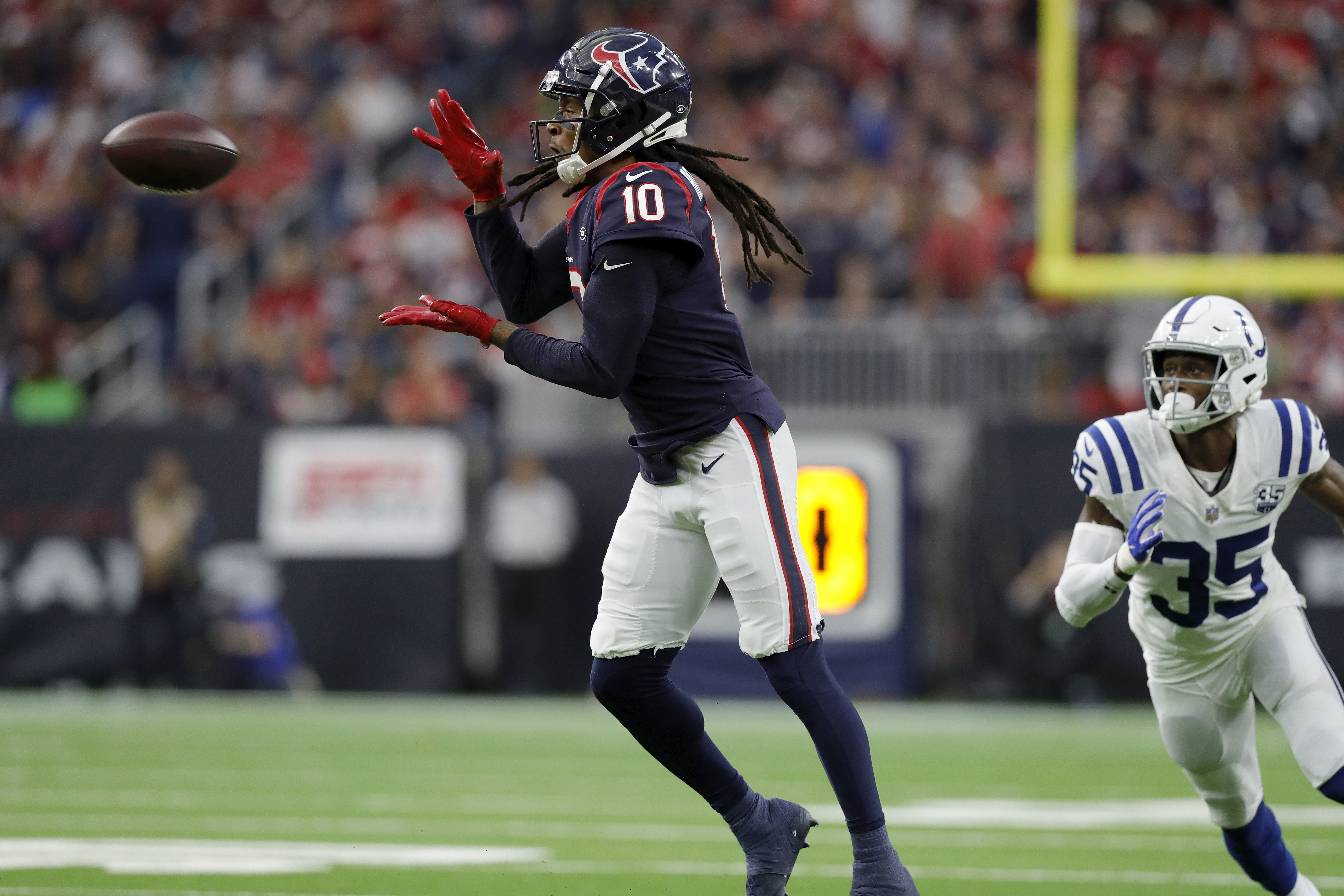new concept d9cd6 ce599 DeAndre Hopkins Won't Play In 2019 Pro Bowl - Battle Red Blog