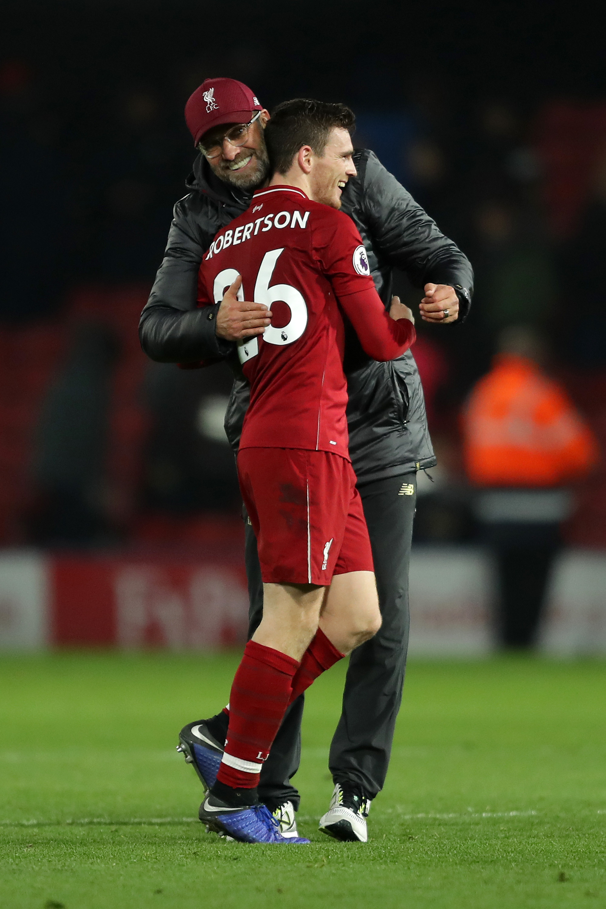 Official: Andrew Robertson Signs New Liverpool Contract