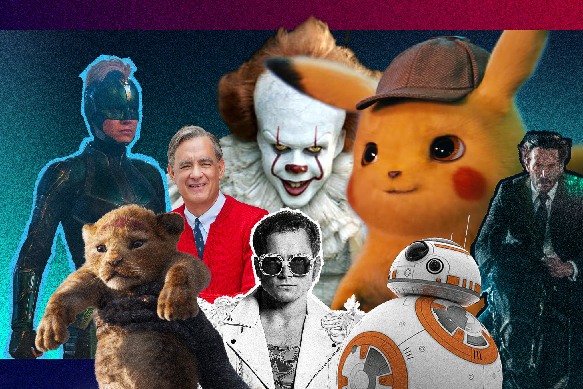 Our 65 most anticipated movies of 2019