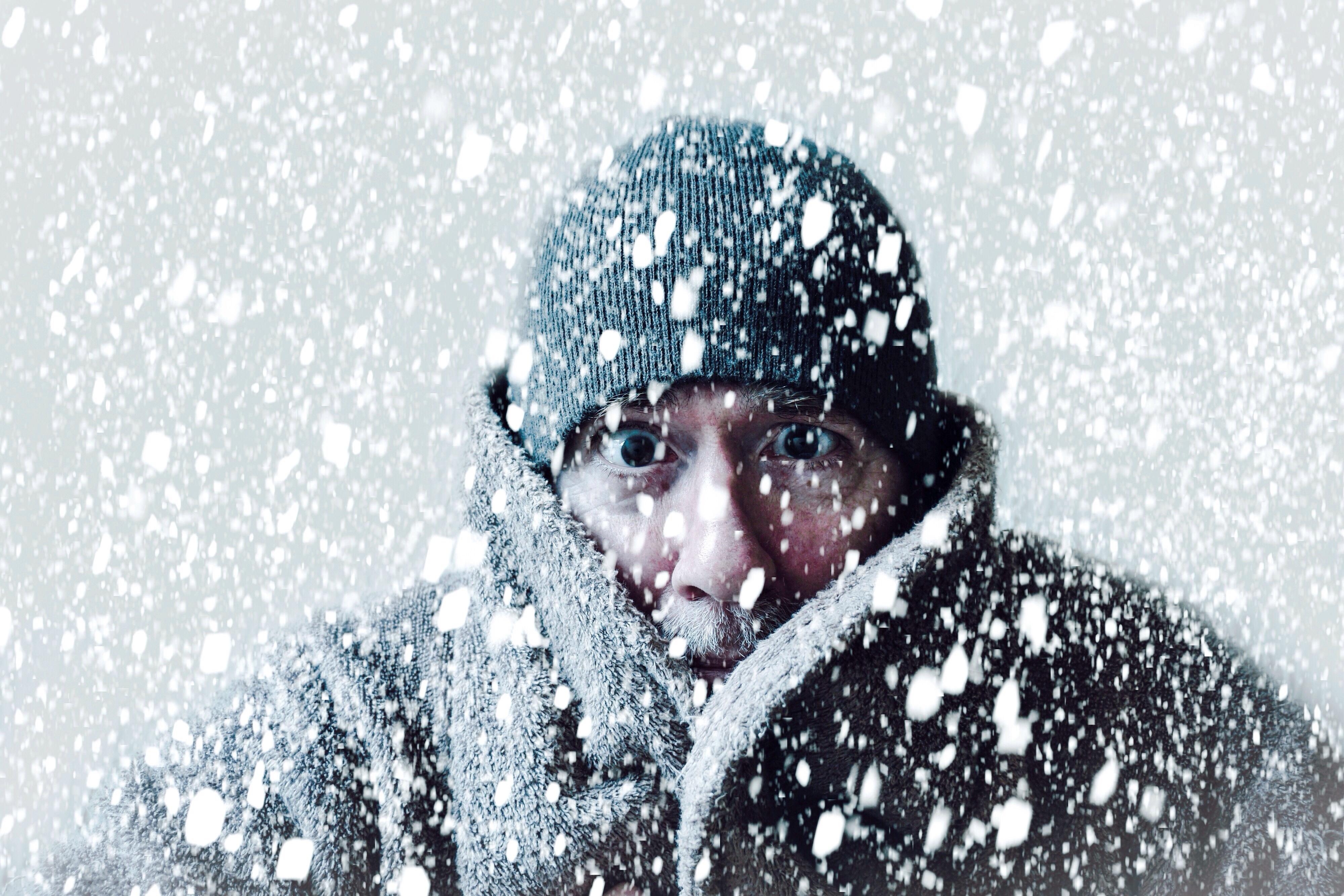 Snowstorm stock