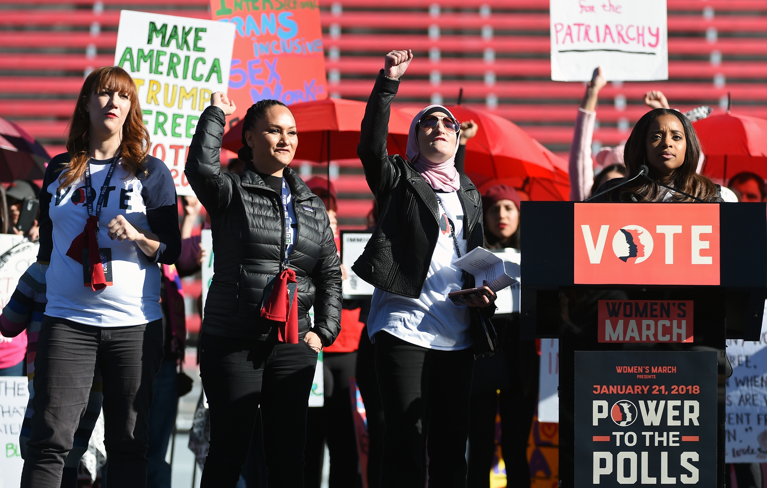 Anti-Semitism concerns leave the future of the Women's March in doubt