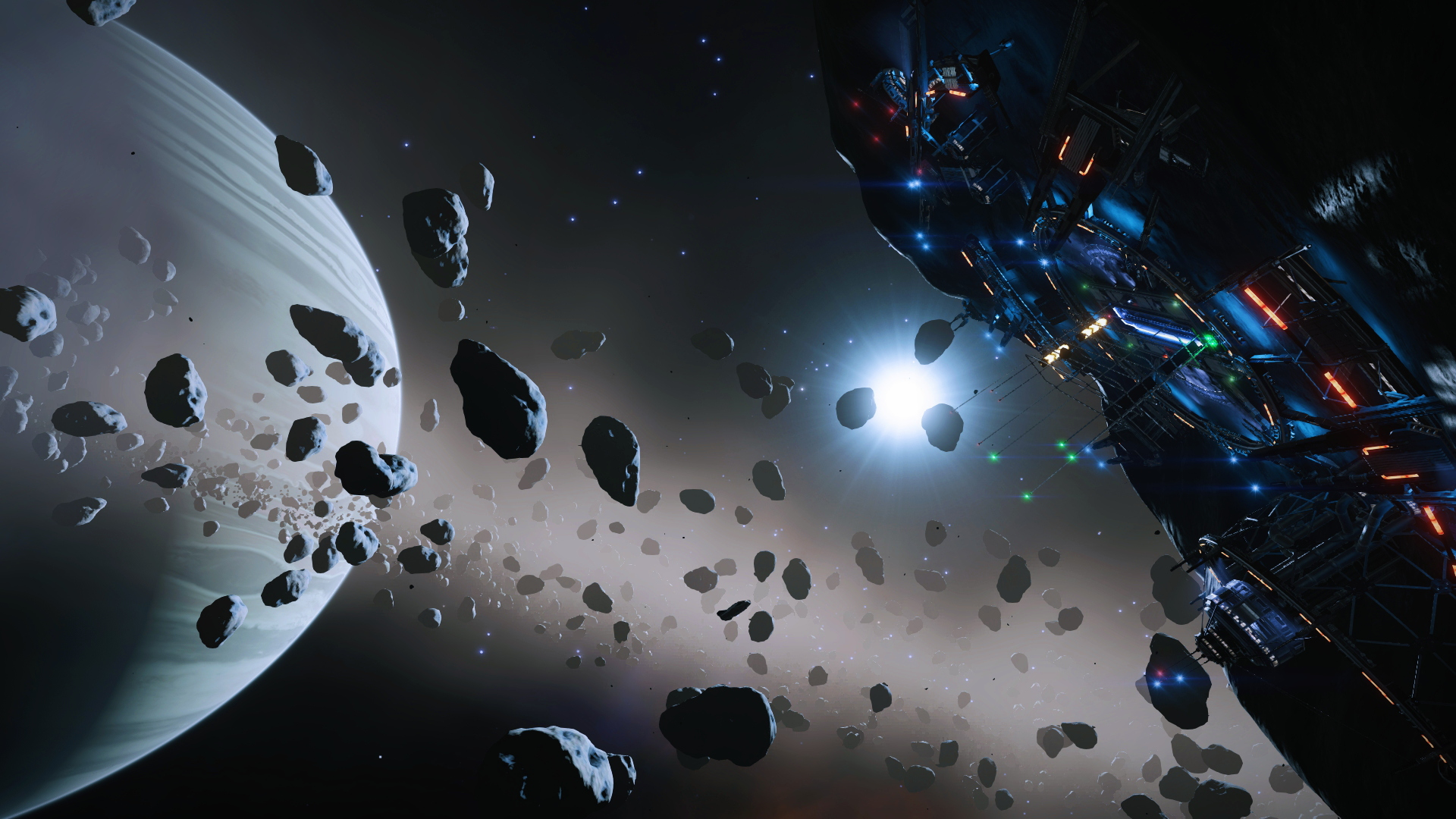 Elite's Distant Worlds 2 travelogue: a week filled with wonder and wreckage