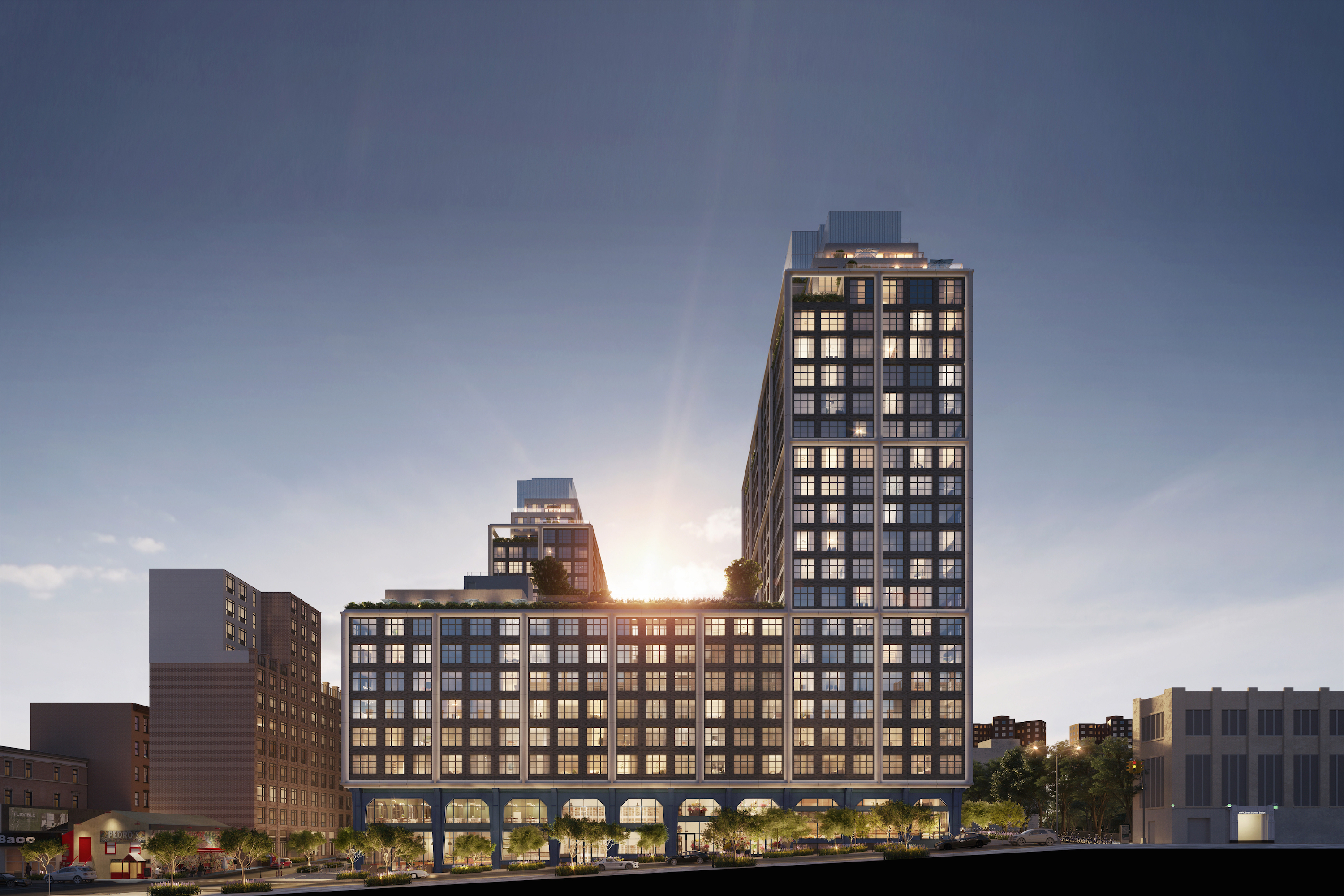 First look at 85 Jay Street's transformation into massive mixed-use project
