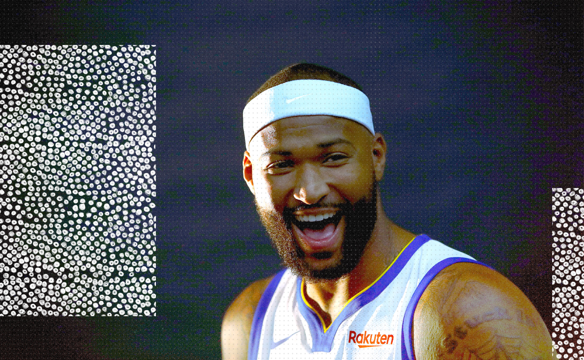 DeMarcus Cousins' Warriors experiment will be bizarre and incredibly important