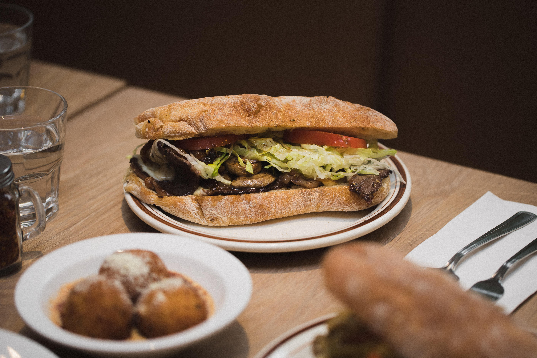Meaty, Cheesy Downtown Italian Café Opens Lunchworthy New Location