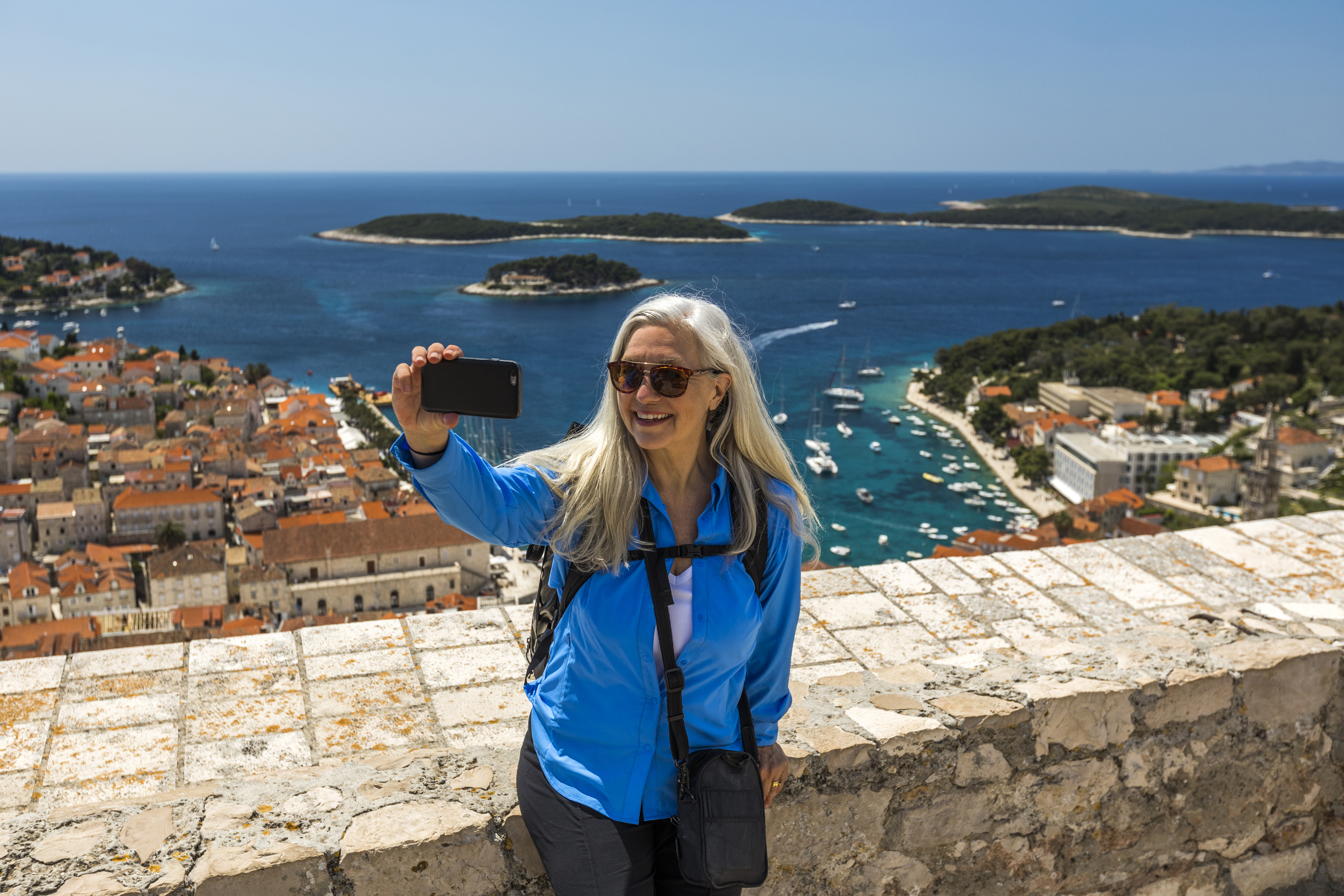 Women travel alone more than men. Here's why.