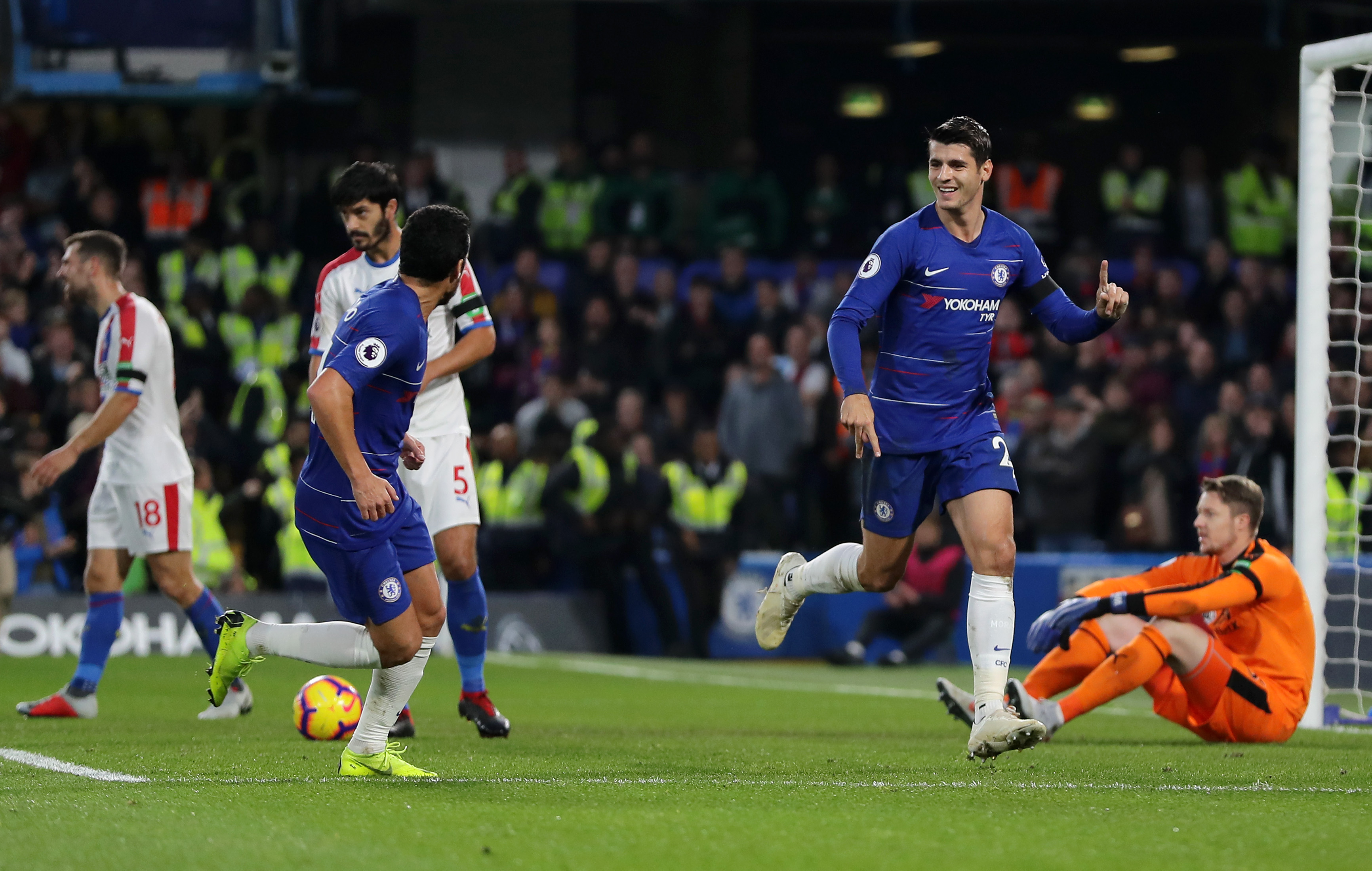 Chelsea's Higuaín deal waiting on Morata waiting on Piatek waiting on Kalinic — reports