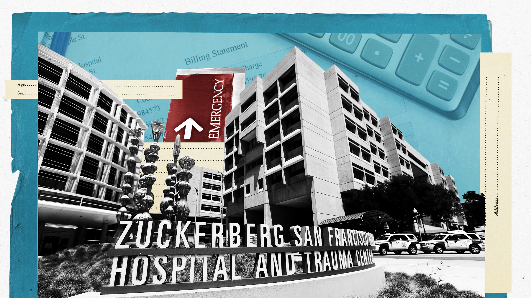 Prices at Zuckerberg hospital's emergency room are higher than anywhere else in San Francisco - Vox