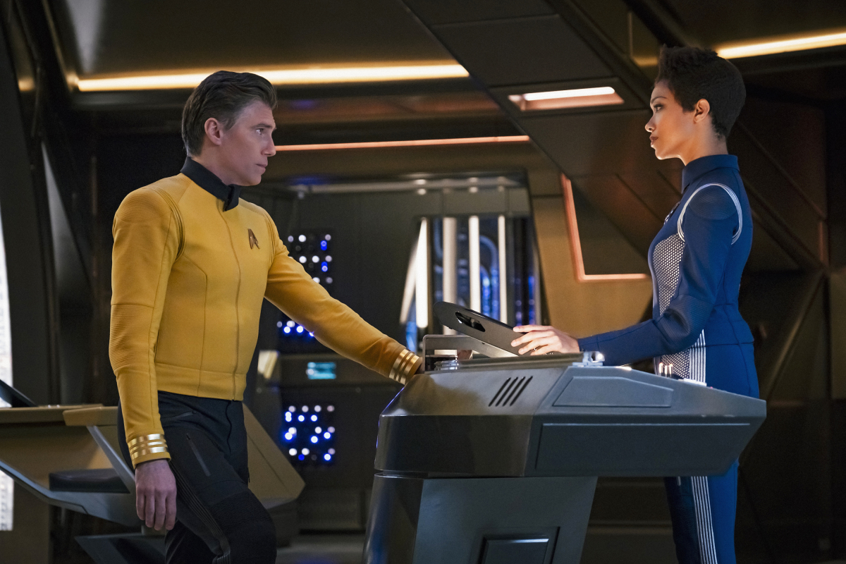 Star Trek: Discovery and the problem of charting a new future for a franchise with so much past