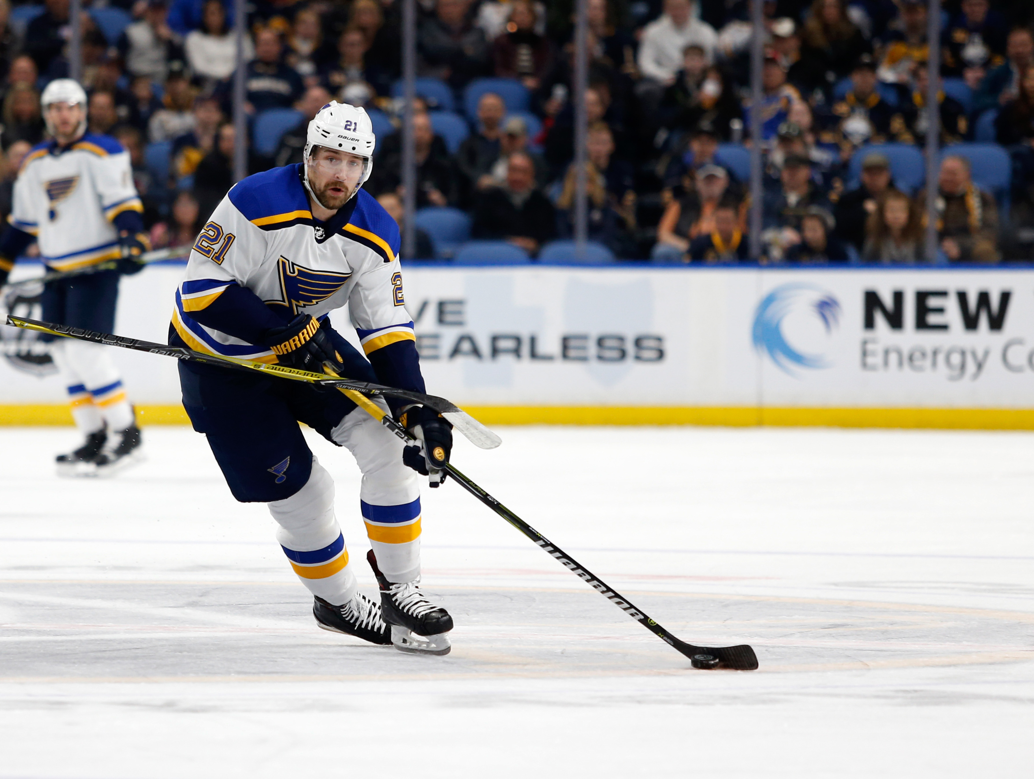 Leaving St. Louis Led To Patrik Berglund Losing Passion For Hockey - St. Louis Game Time