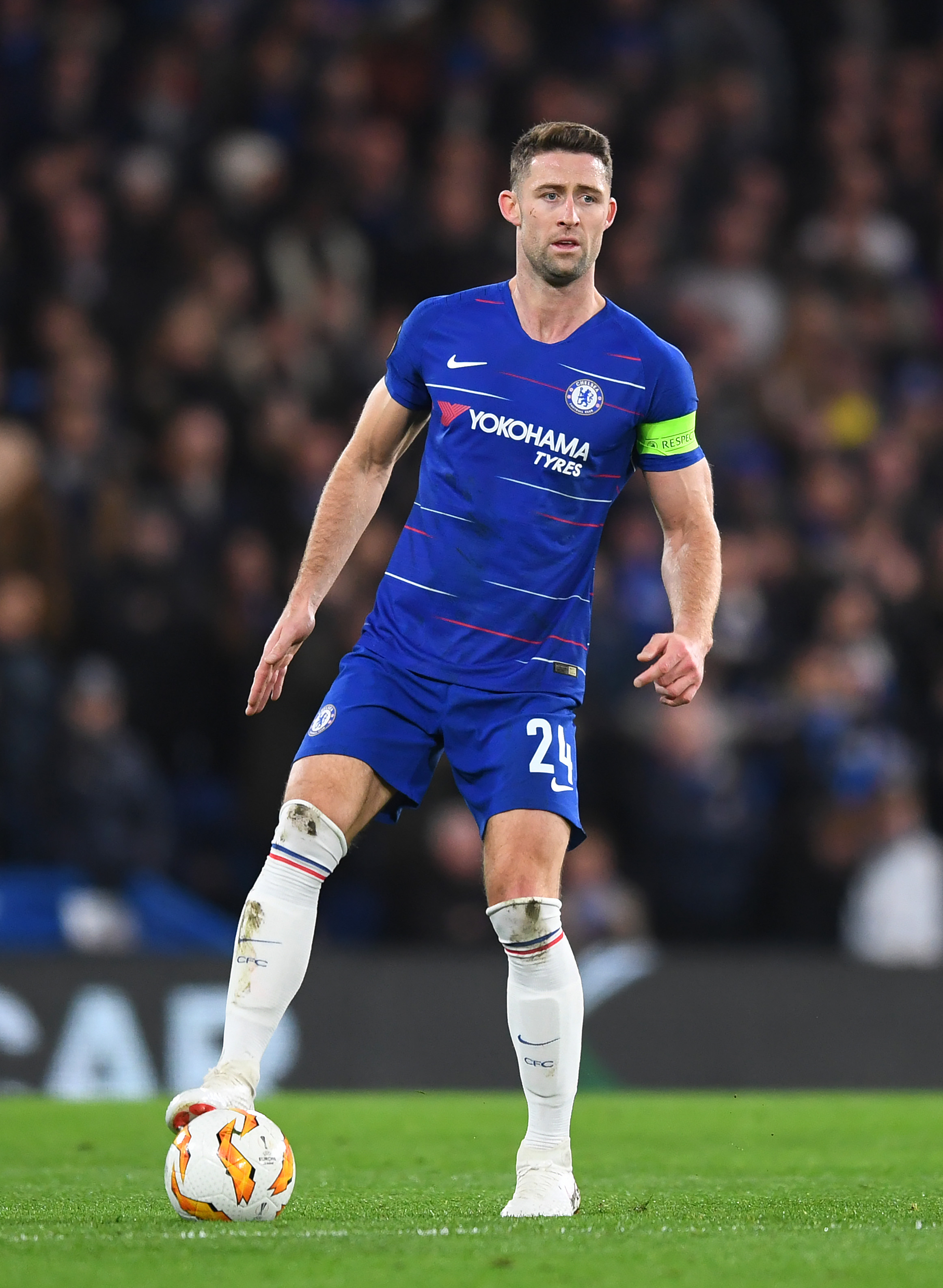 Chelsea, Fulham reportedly agree Gary Cahill deal, BUT...
