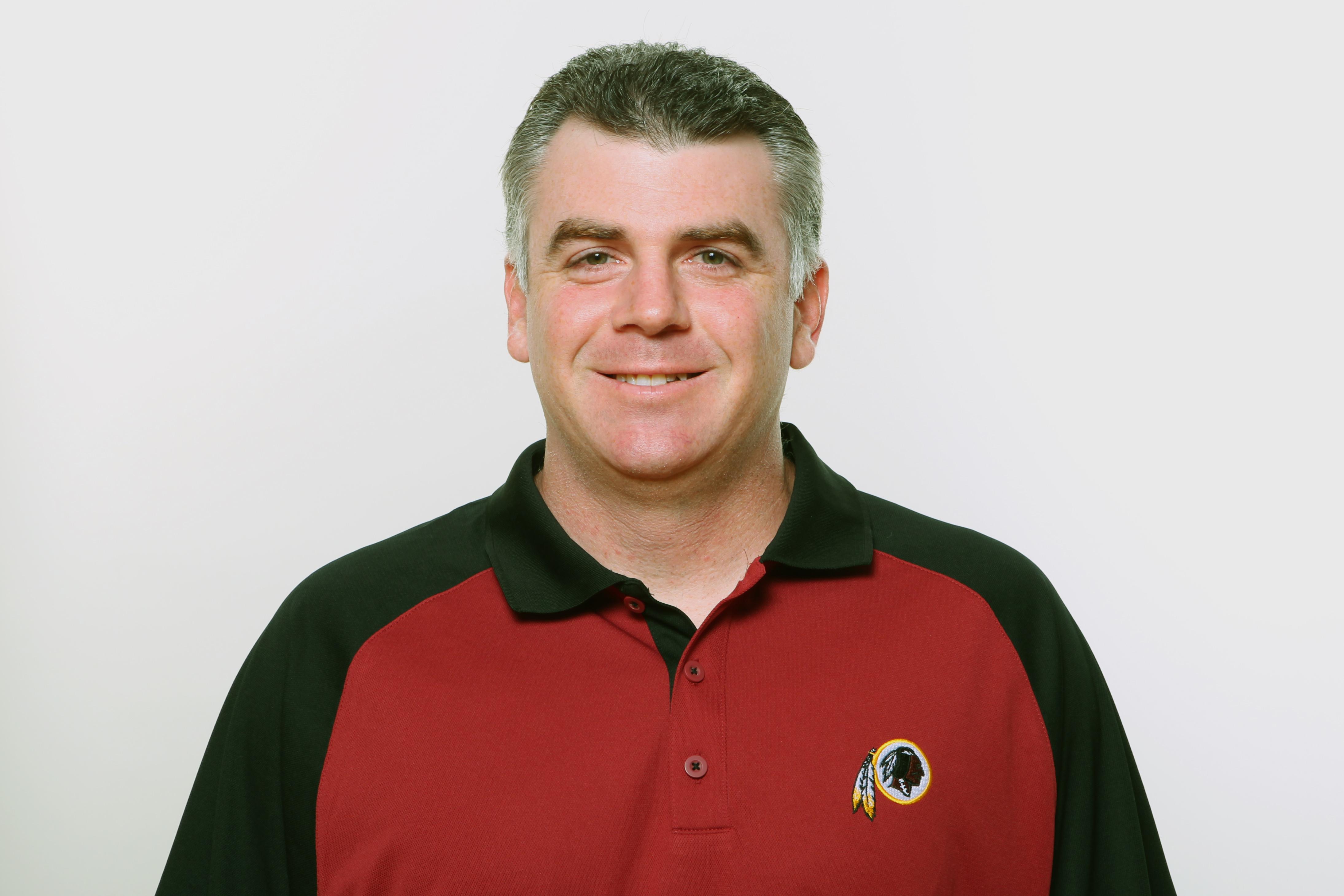 Washington Redskins 2010 Headshots