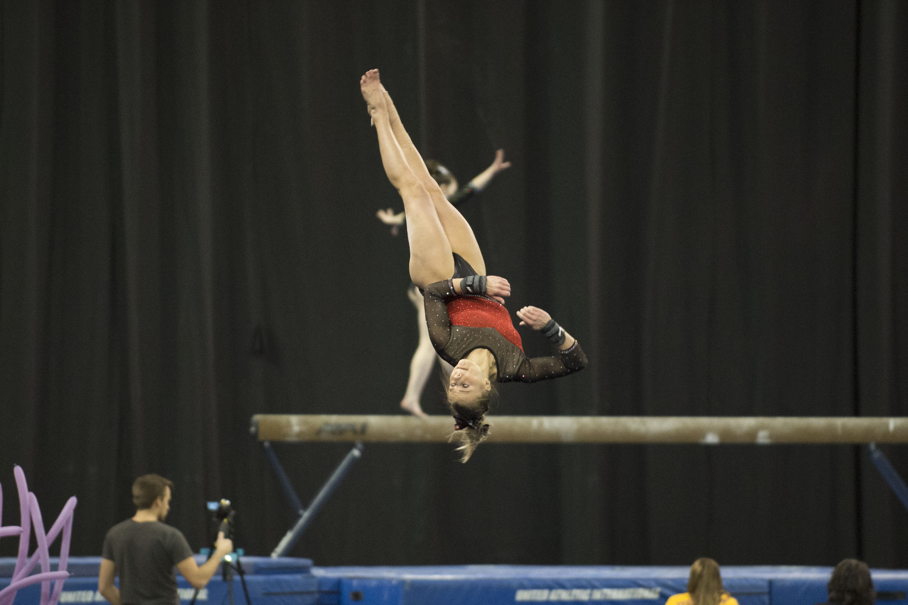 FloSports: FloGymnastics GymQuarters Invitational College Meet