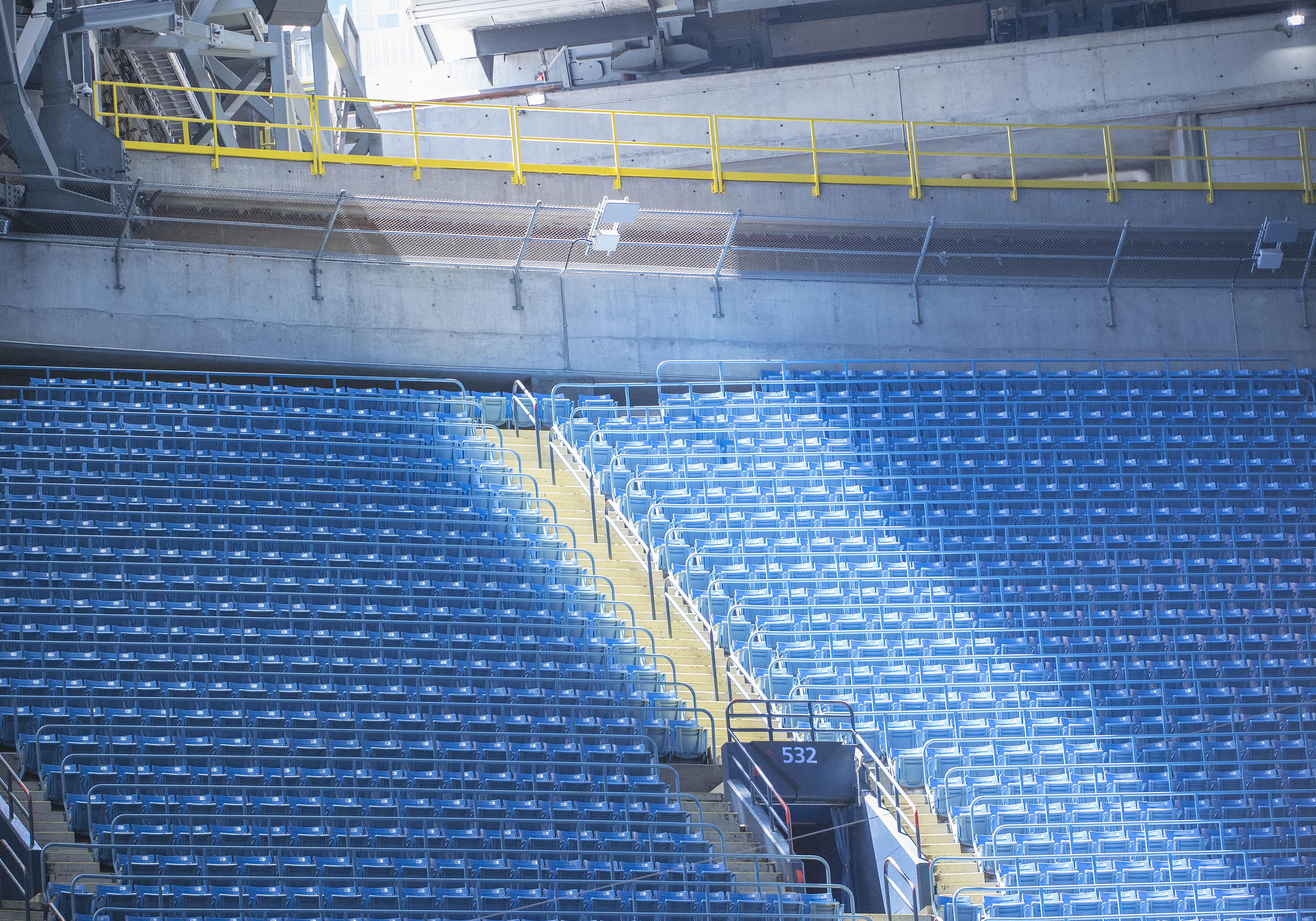 MLB: Washington Nationals at Toronto Blue Jays