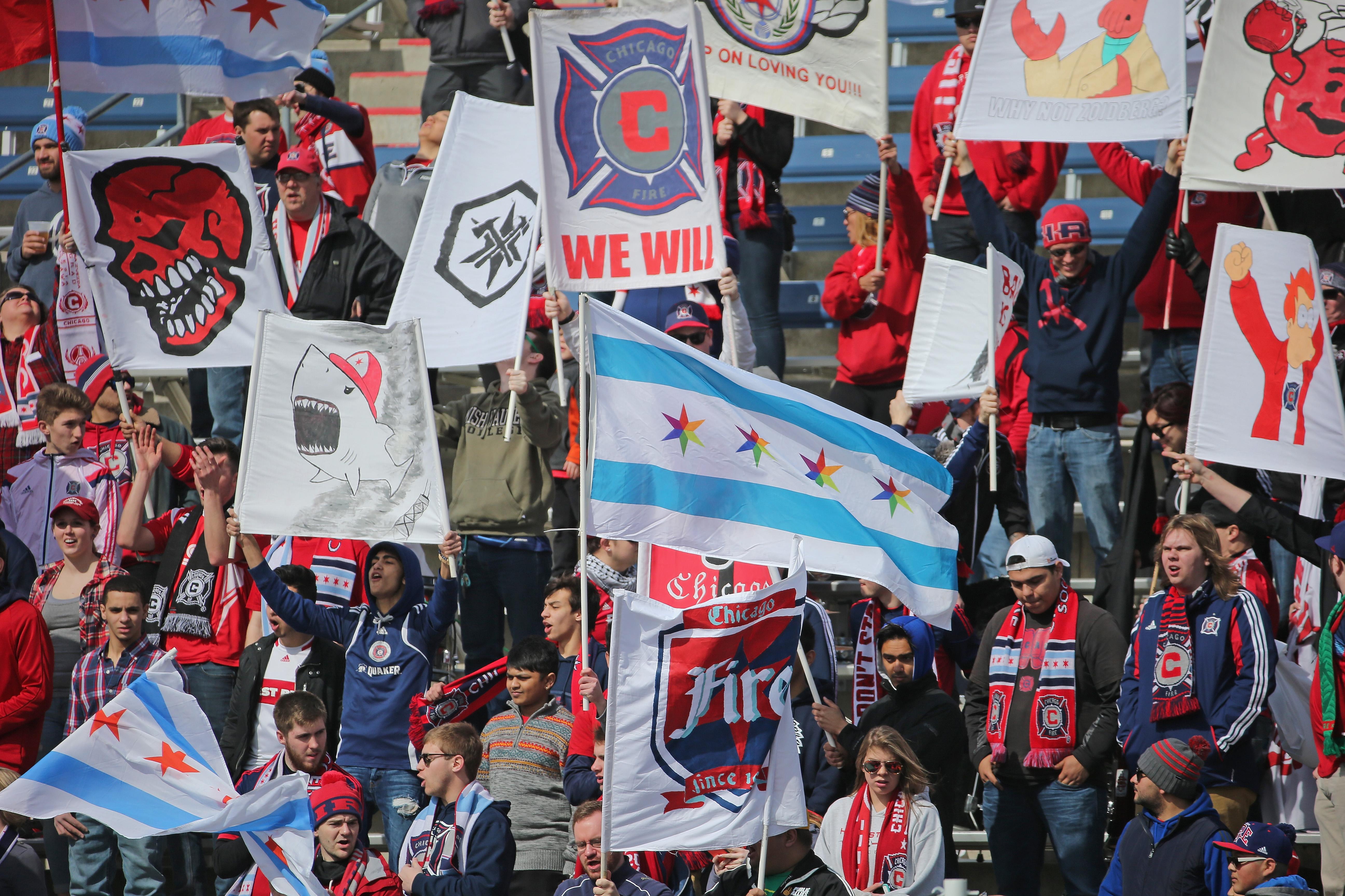 New York City FC v Chicago Fire