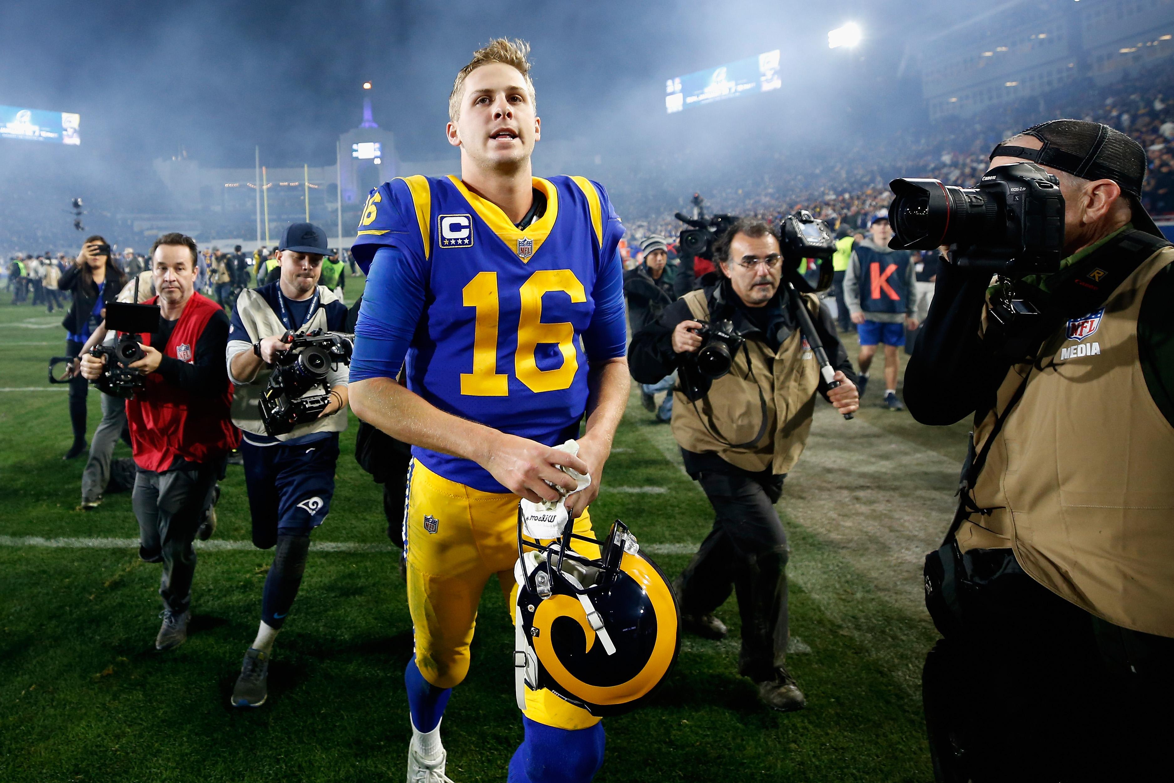 Divisional Round - Dallas Cowboys v Los Angeles Rams