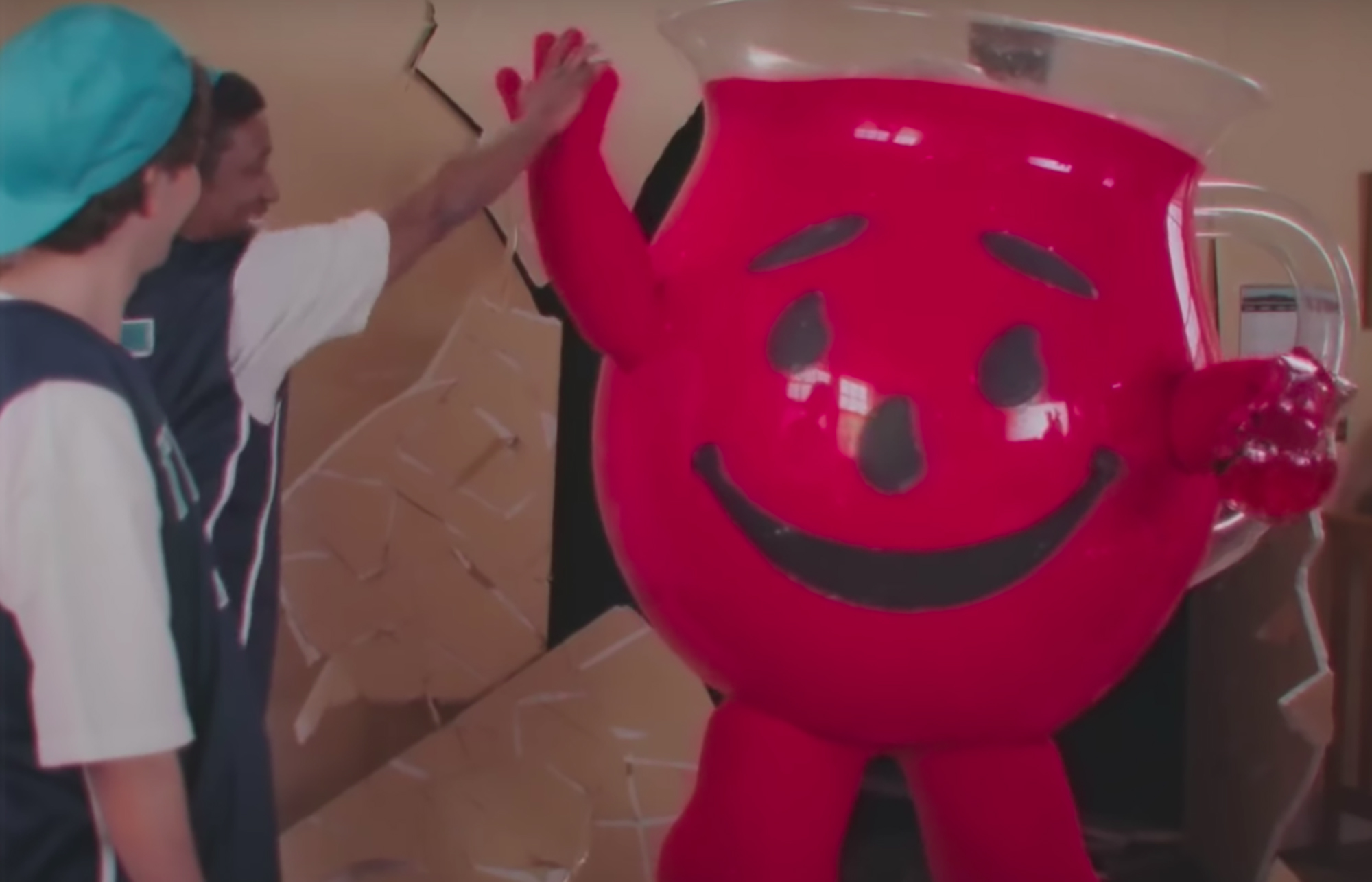 SNL's Gillette Commercial Parody Features the Kool-Aid Man