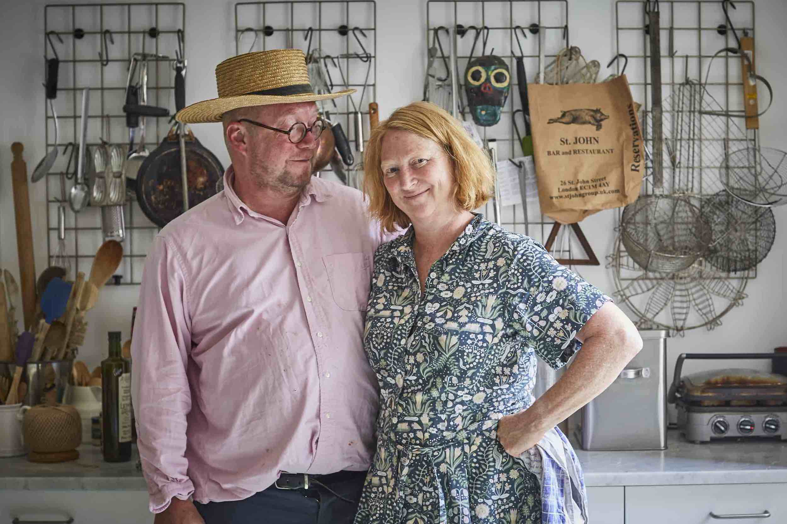 Fergus and Margot Henderson Will Cook A Very Piggy Dinner in Chinatown