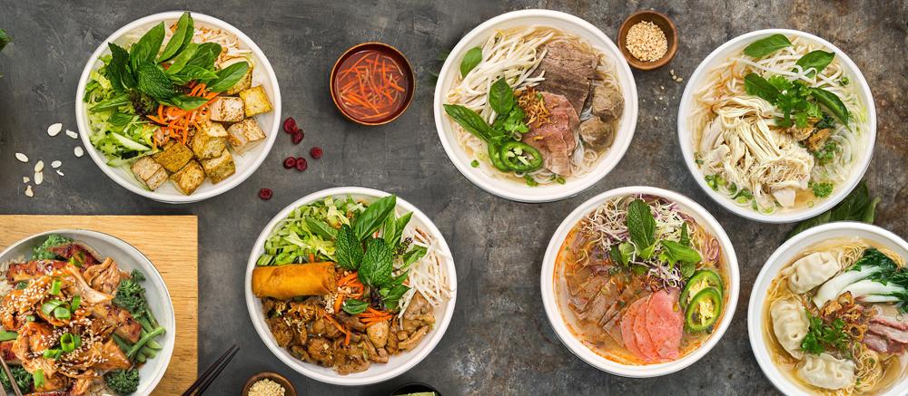 Mumfresh Asian Eats