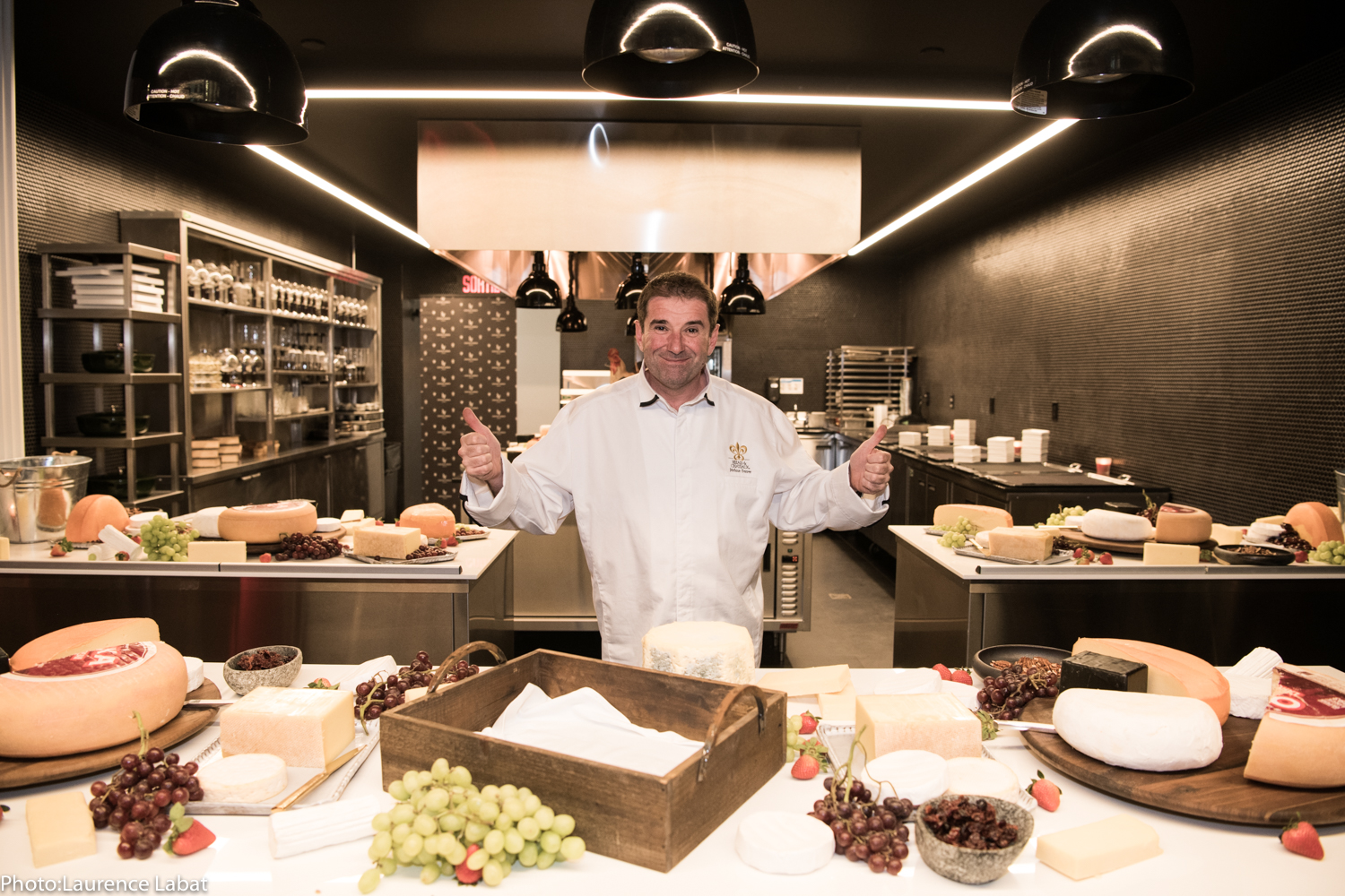 Europea Has a Beefed-Up New Location Complete With Cocktail Lounge