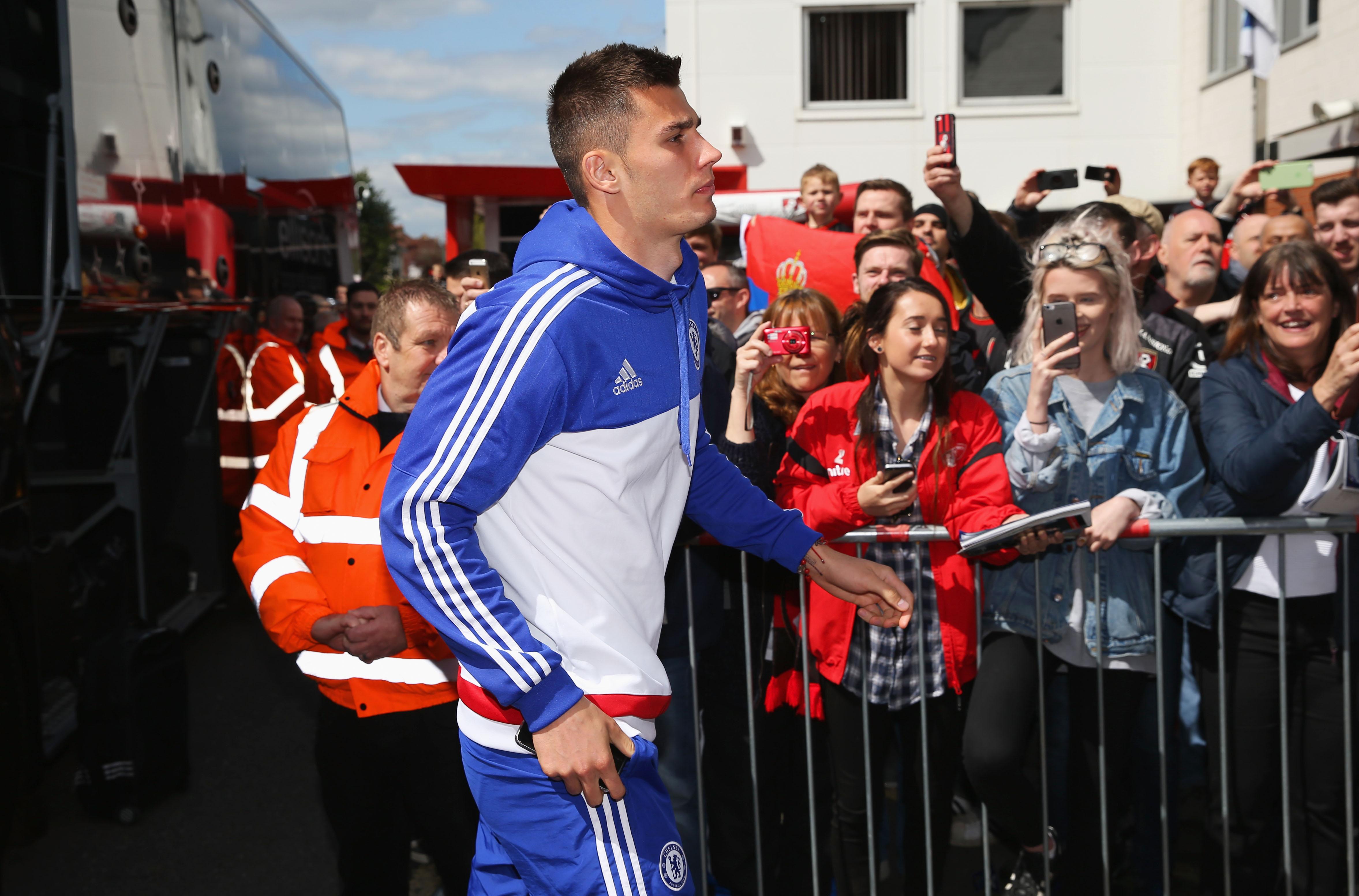 Chelsea loanee Matt Miazga accused of faking injury to flee from Nantes