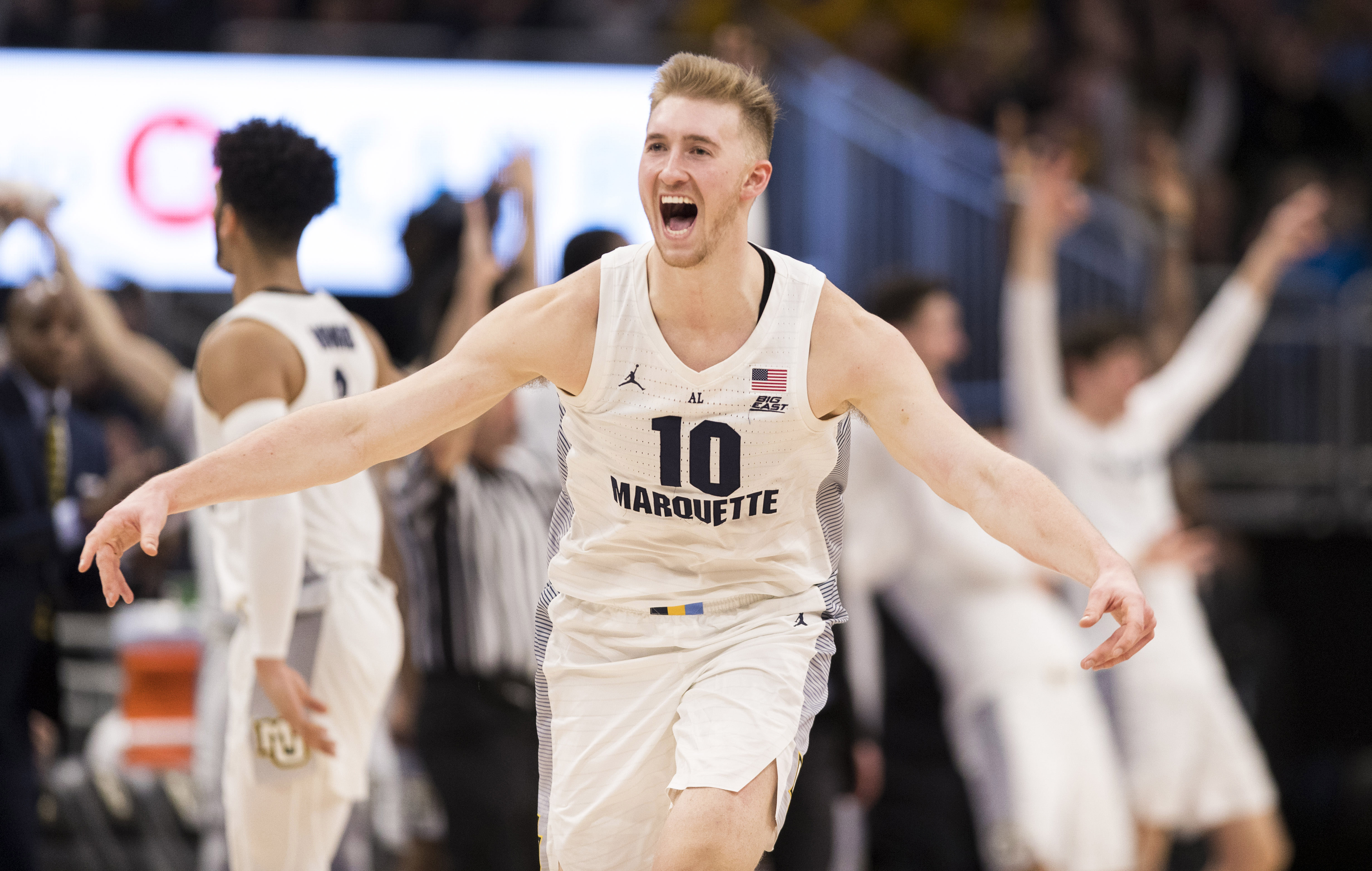 NCAA Basketball: Providence at Marquette