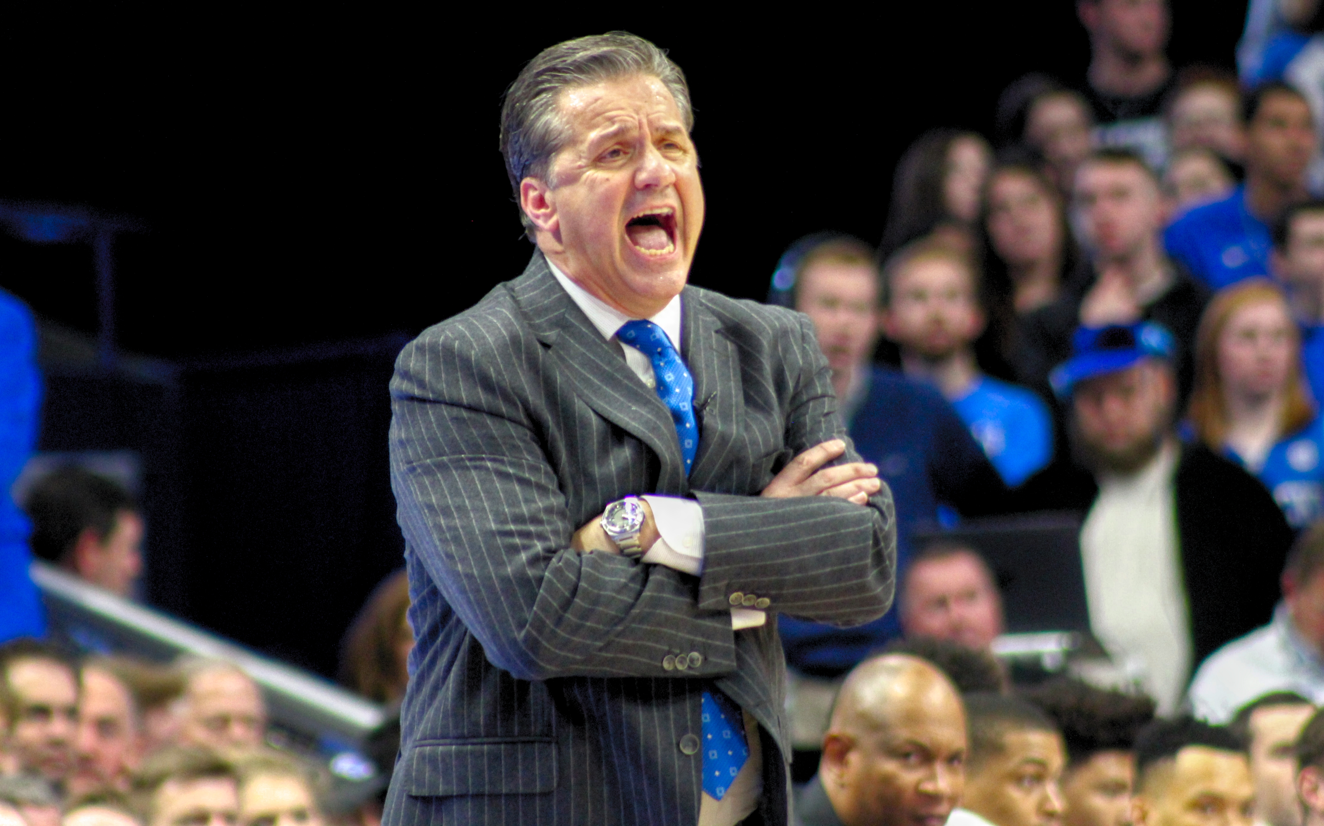 Calipari S Kentucky Wildcats Are Young Streaky And Loaded: College Basketball
